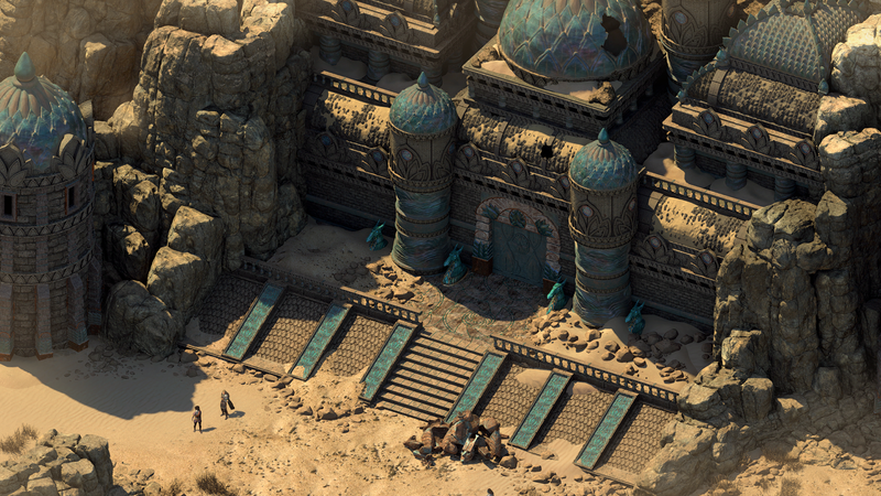 Obsidian chystají Pillars of Eternity 2: Deadfire 137424