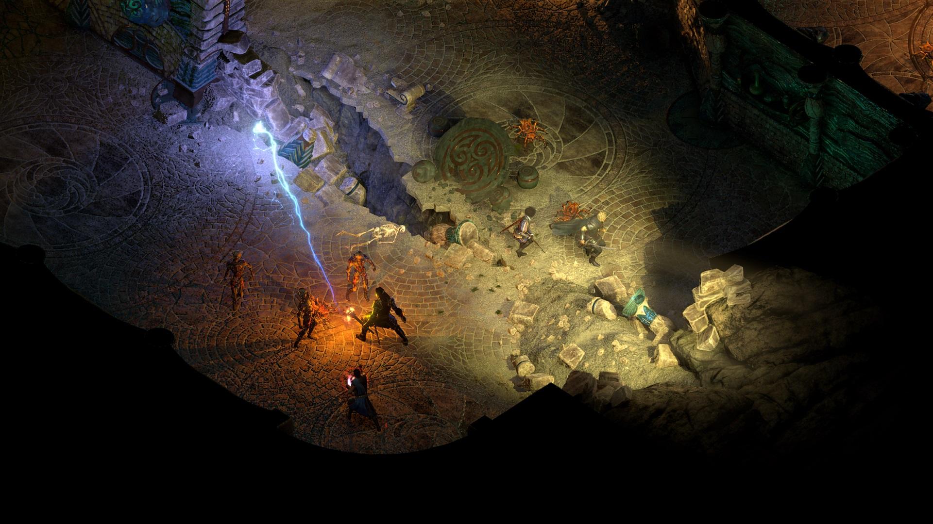 Obsidian chystají Pillars of Eternity 2: Deadfire 137425