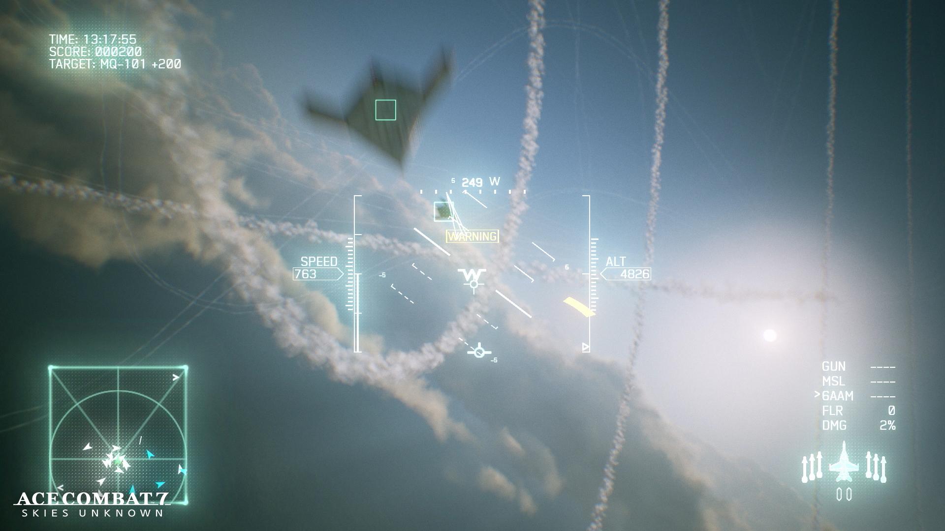 Ace Combat 7 přiletí i na PC a Xbox One 137563