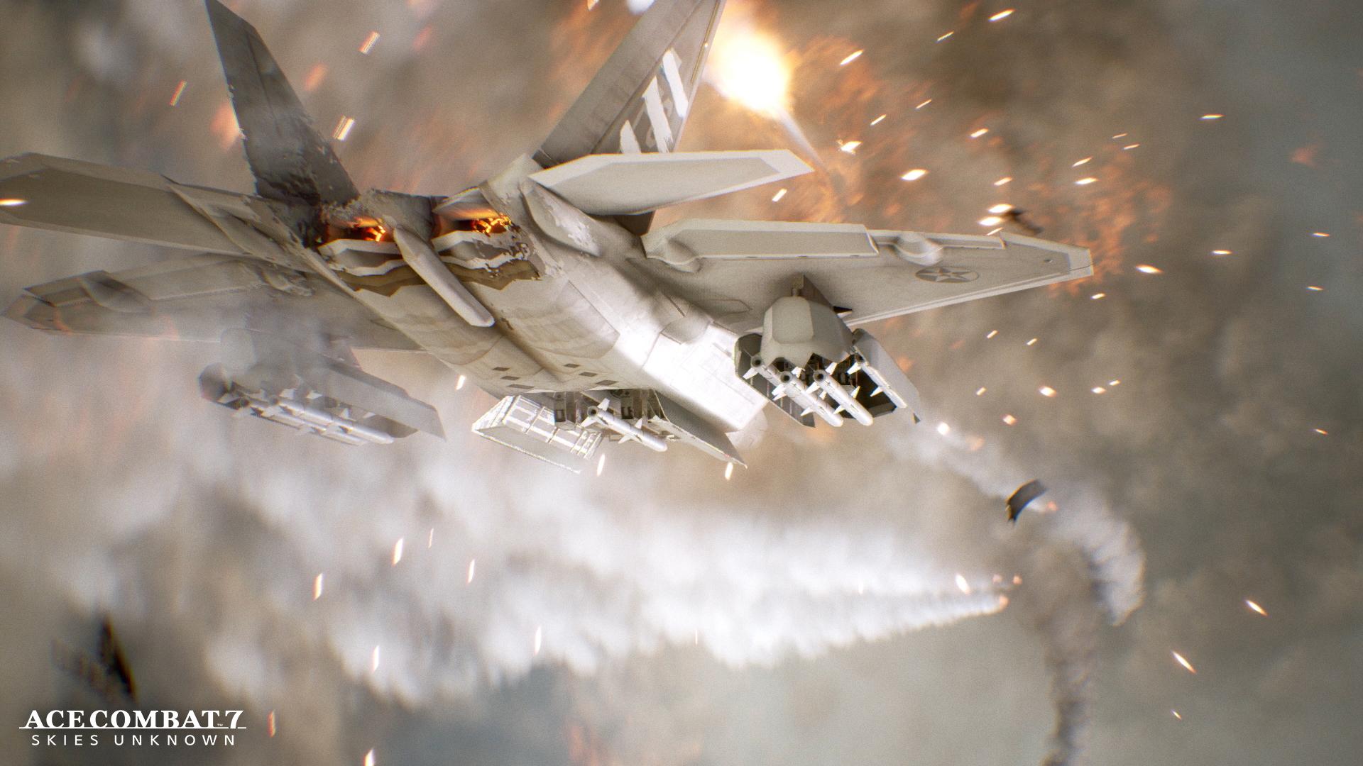 Ace Combat 7 přiletí i na PC a Xbox One 137569