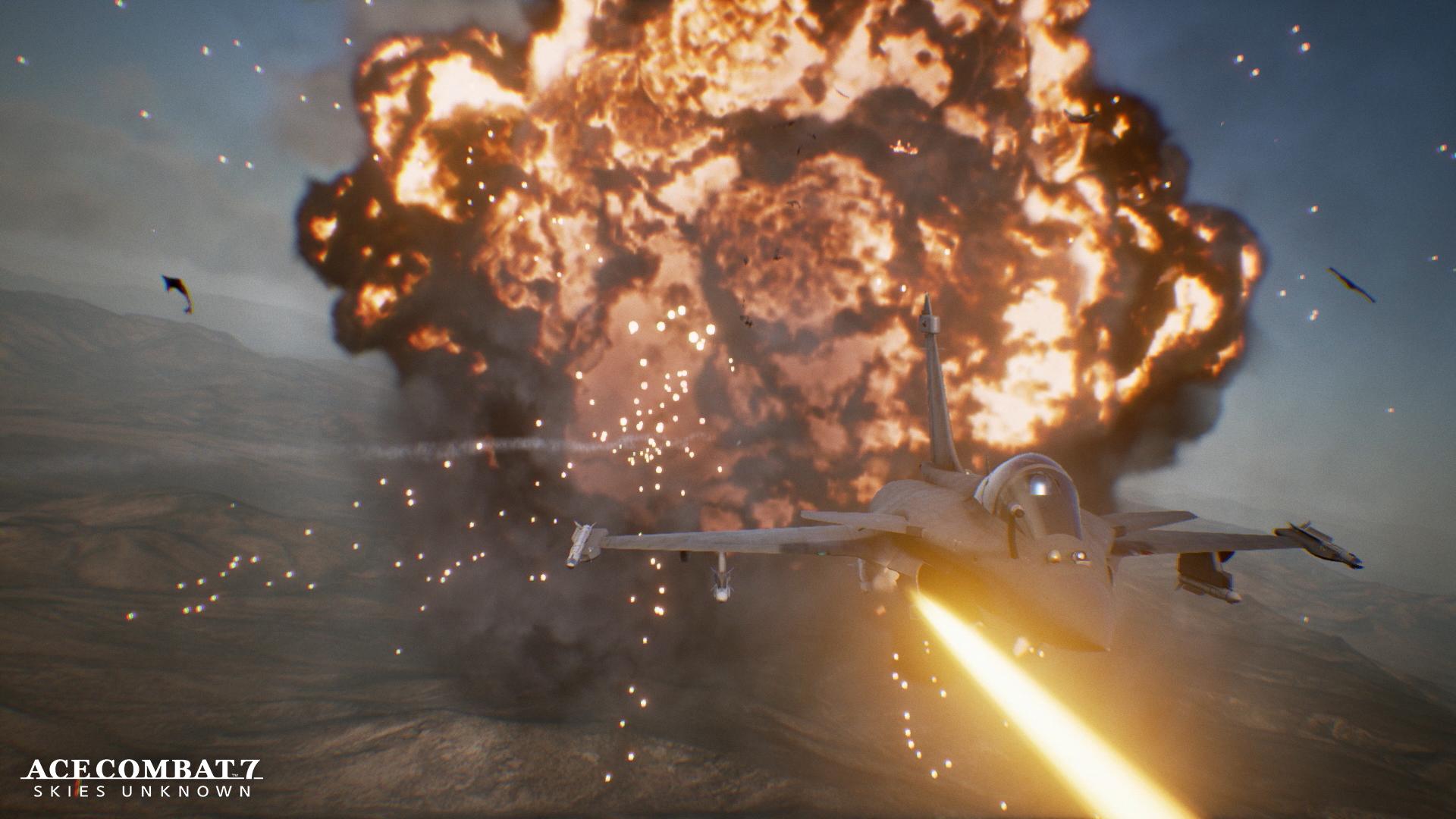 Ace Combat 7 přiletí i na PC a Xbox One 137573