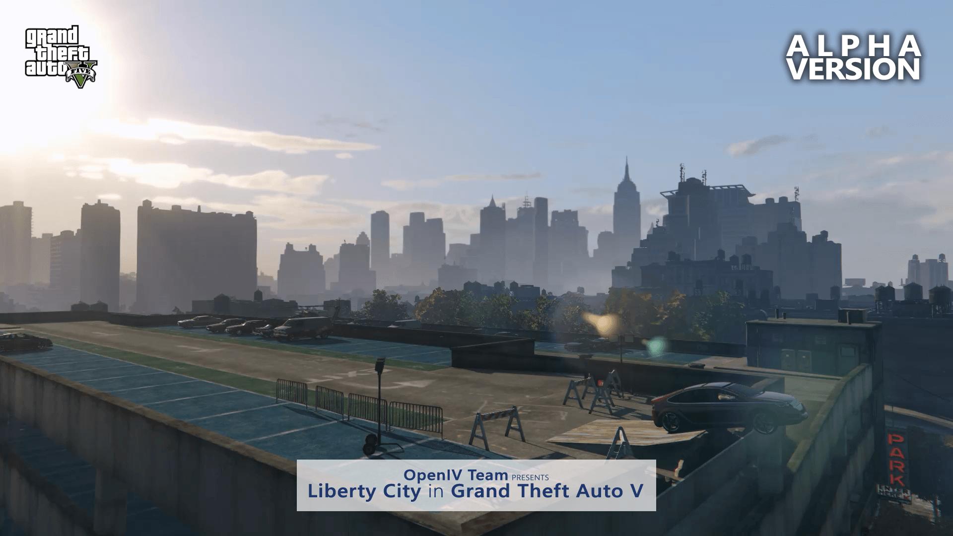 První obrázky Liberty City v GTA V 137581