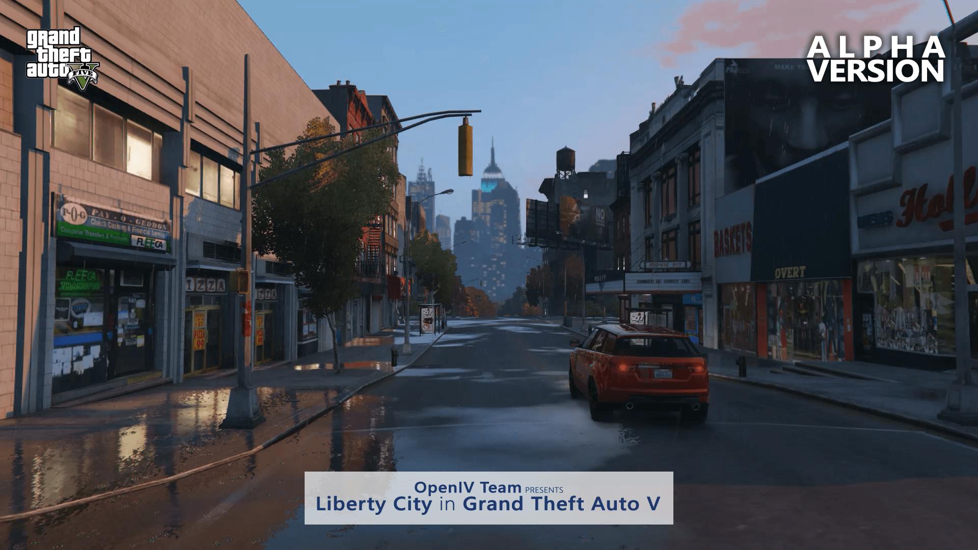 První obrázky Liberty City v GTA V 137582