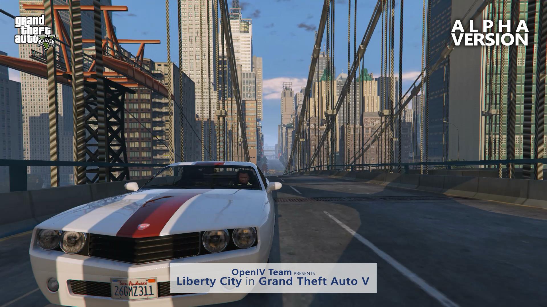 První obrázky Liberty City v GTA V 137583