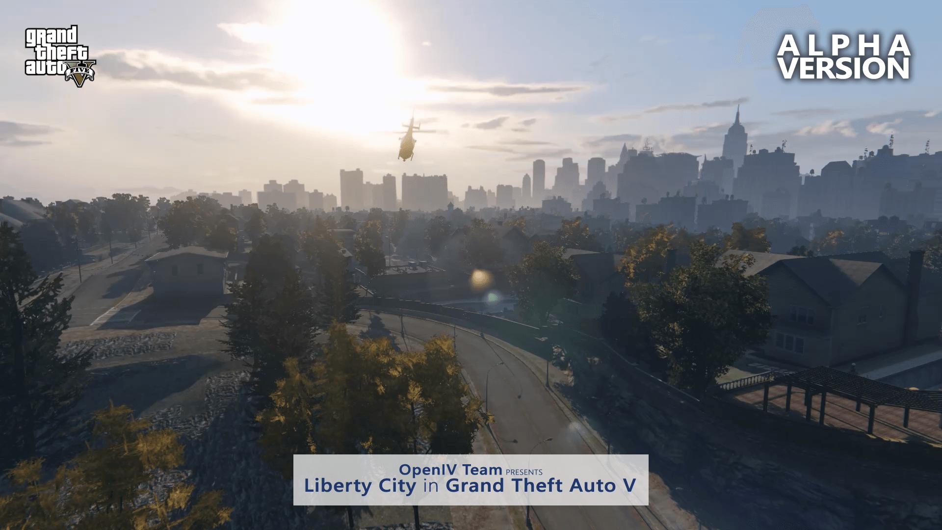 První obrázky Liberty City v GTA V 137584
