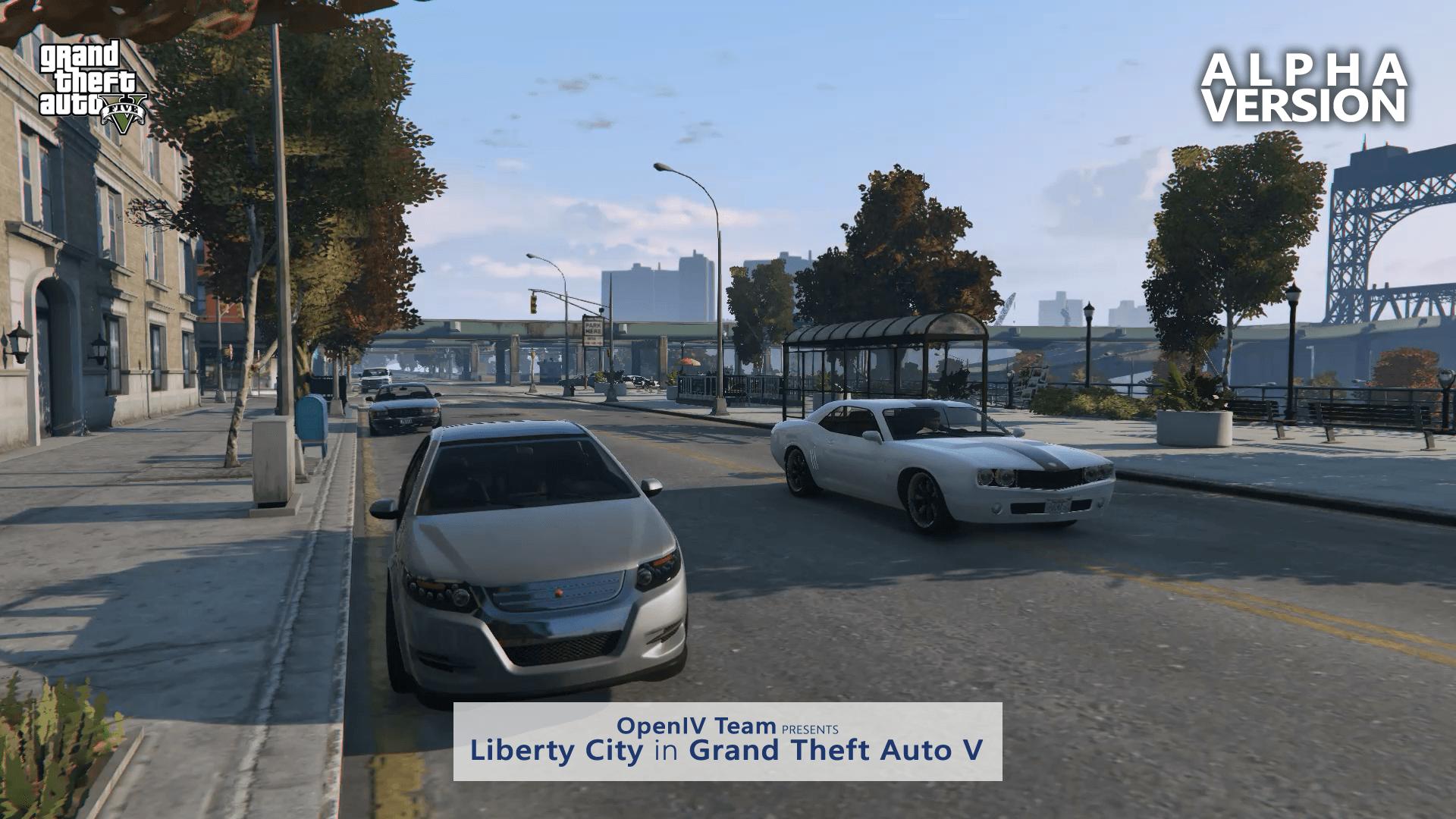 První obrázky Liberty City v GTA V 137586