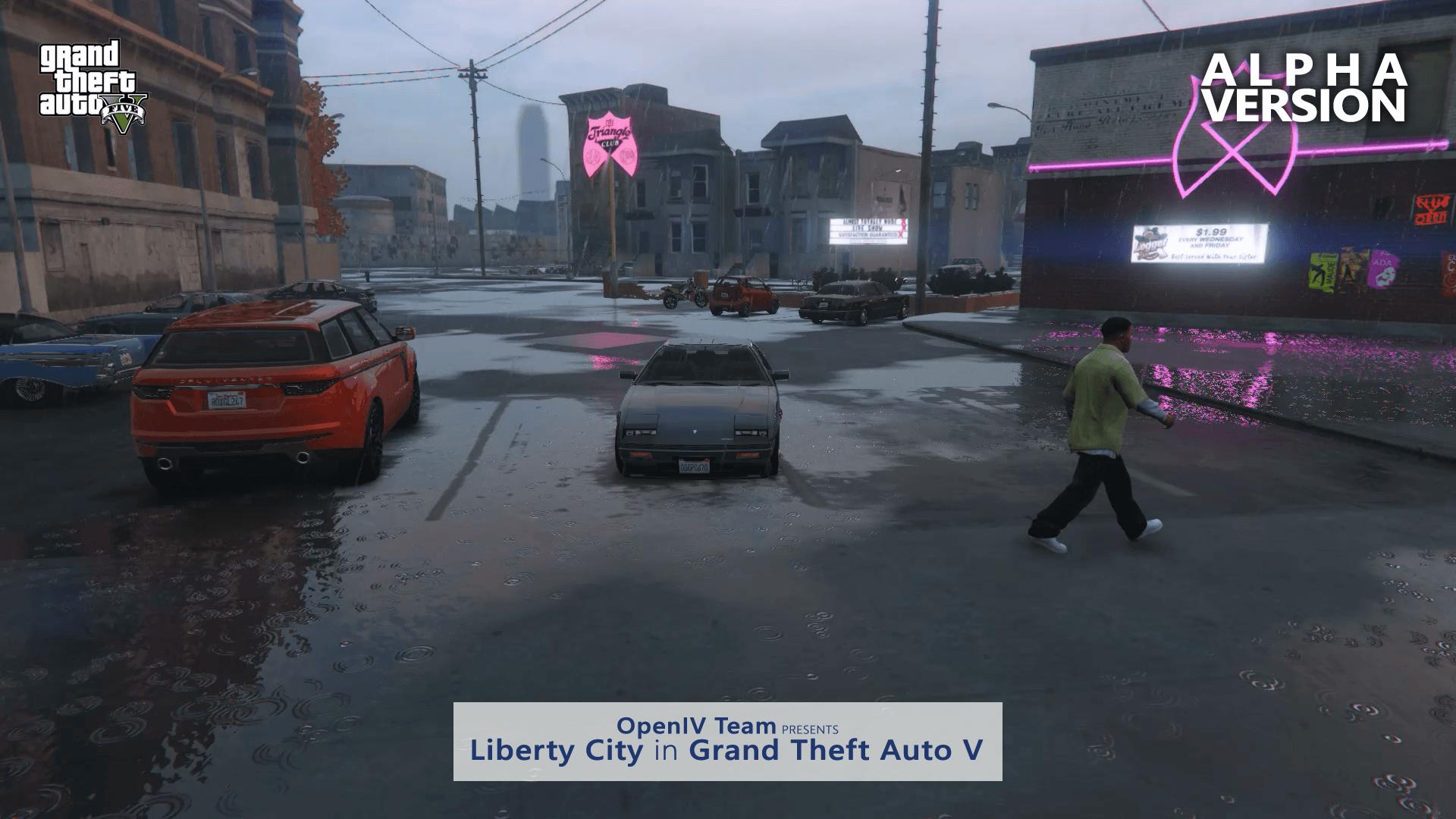 První obrázky Liberty City v GTA V 137588