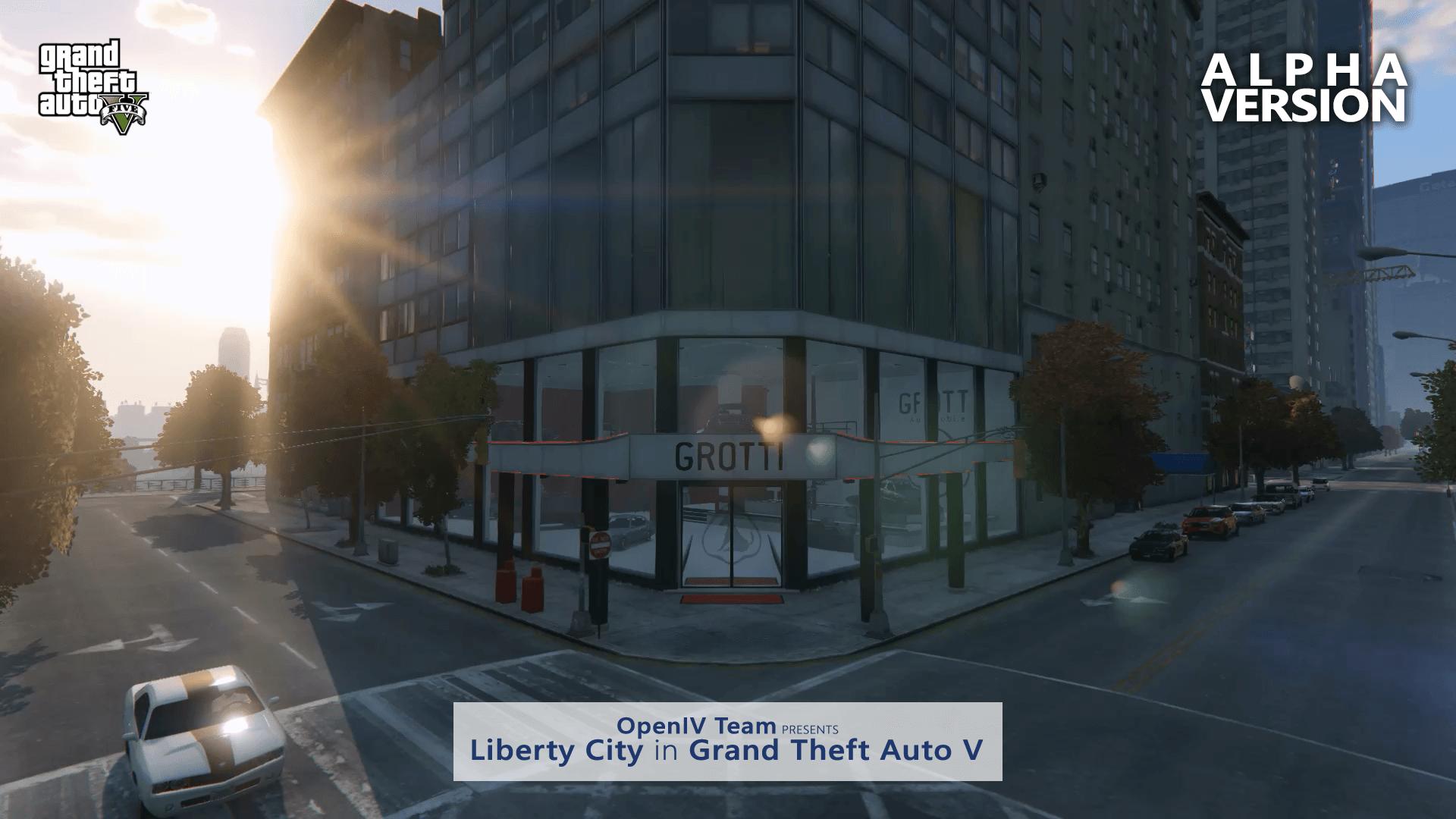 První obrázky Liberty City v GTA V 137589