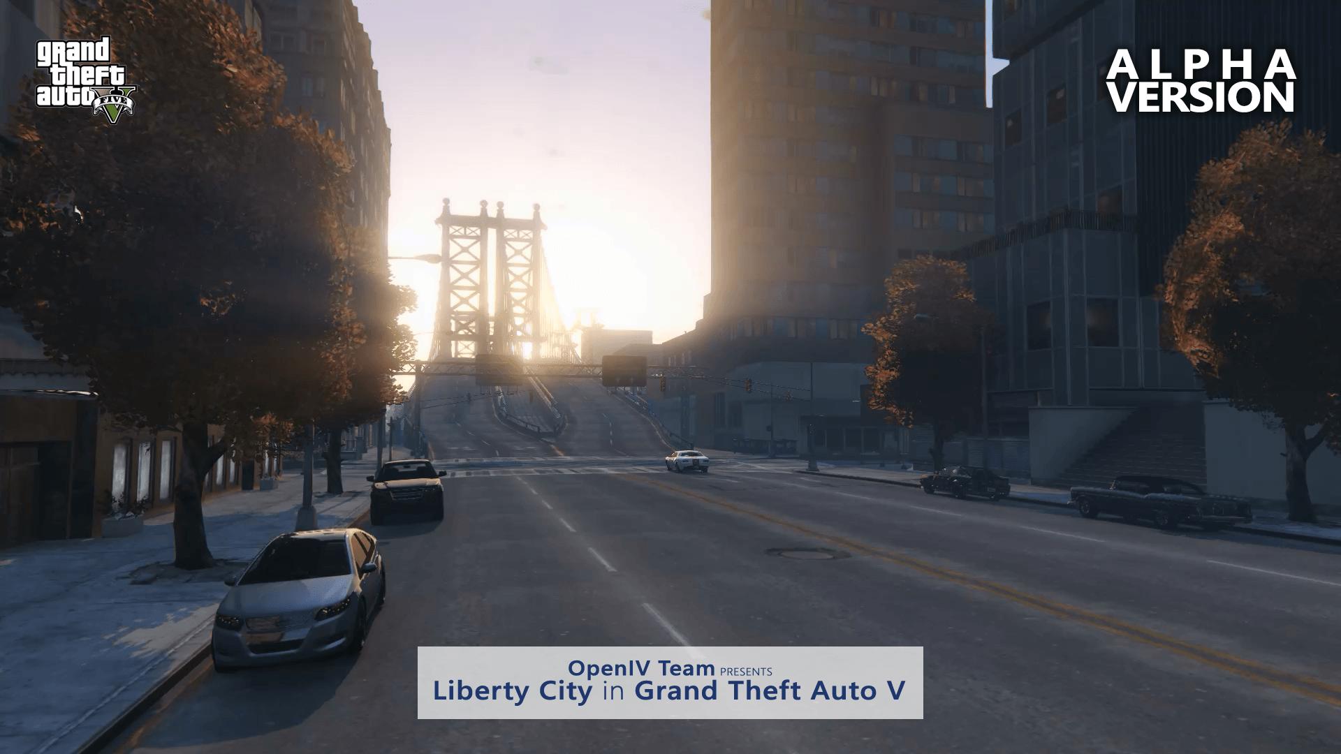 První obrázky Liberty City v GTA V 137590