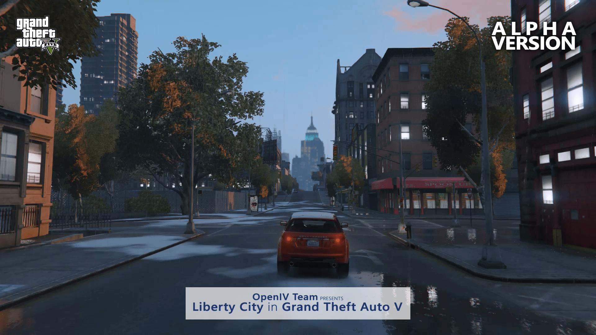 První obrázky Liberty City v GTA V 137592
