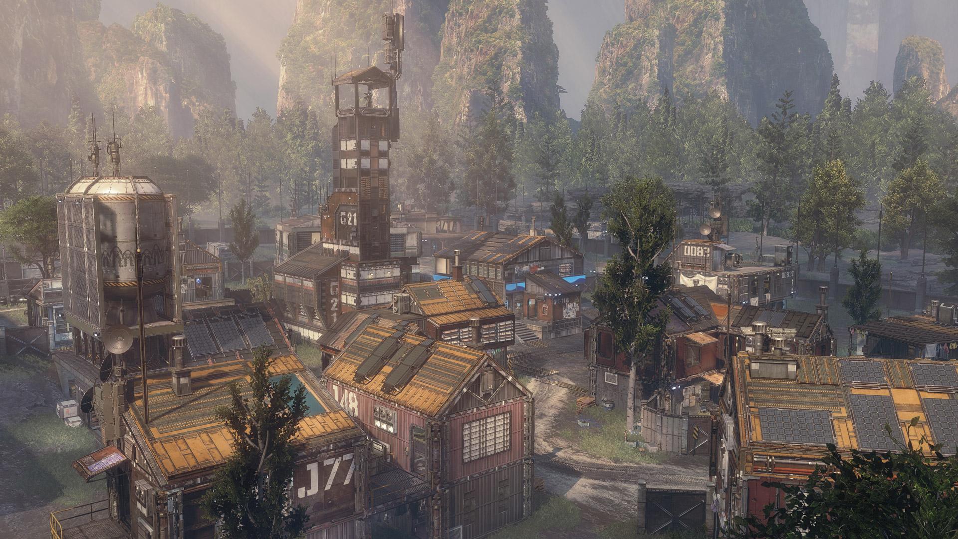 V Titanfallu 2 se objeví mapa Colony z prvního dílu 137667