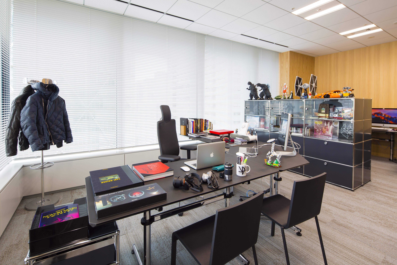 Prohlídka nového studia Kojima Productions 137700