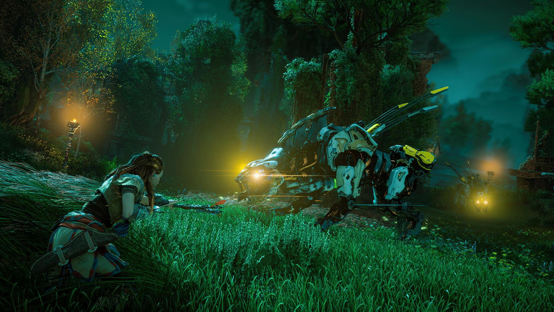 Horizon: Zero Dawn připomíná několik her dohromady 137727