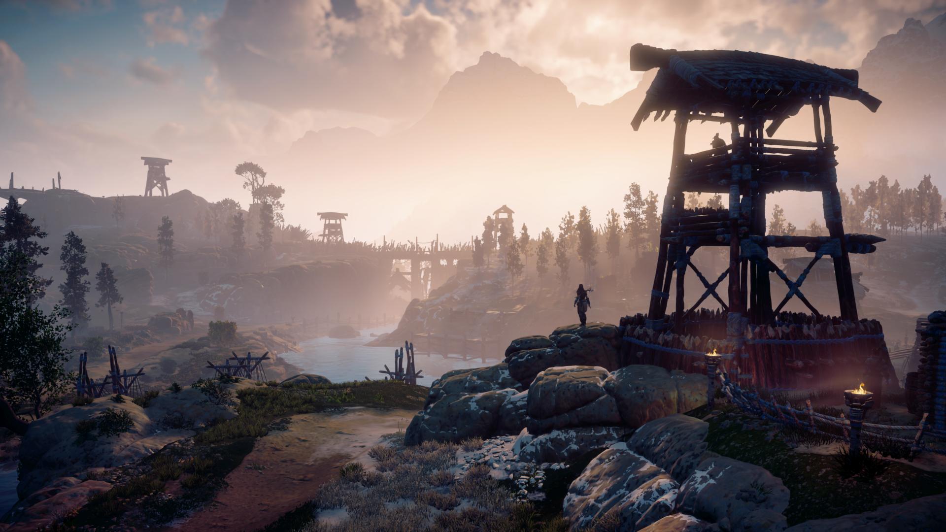 Horizon: Zero Dawn připomíná několik her dohromady 137731