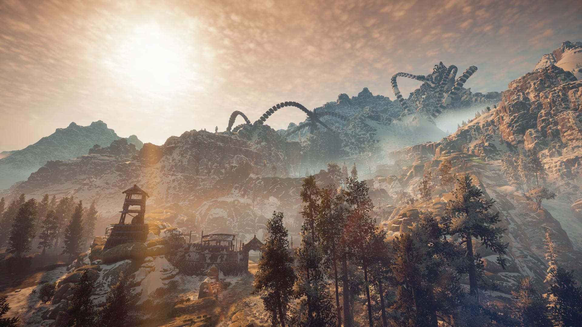 Horizon: Zero Dawn připomíná několik her dohromady 137733