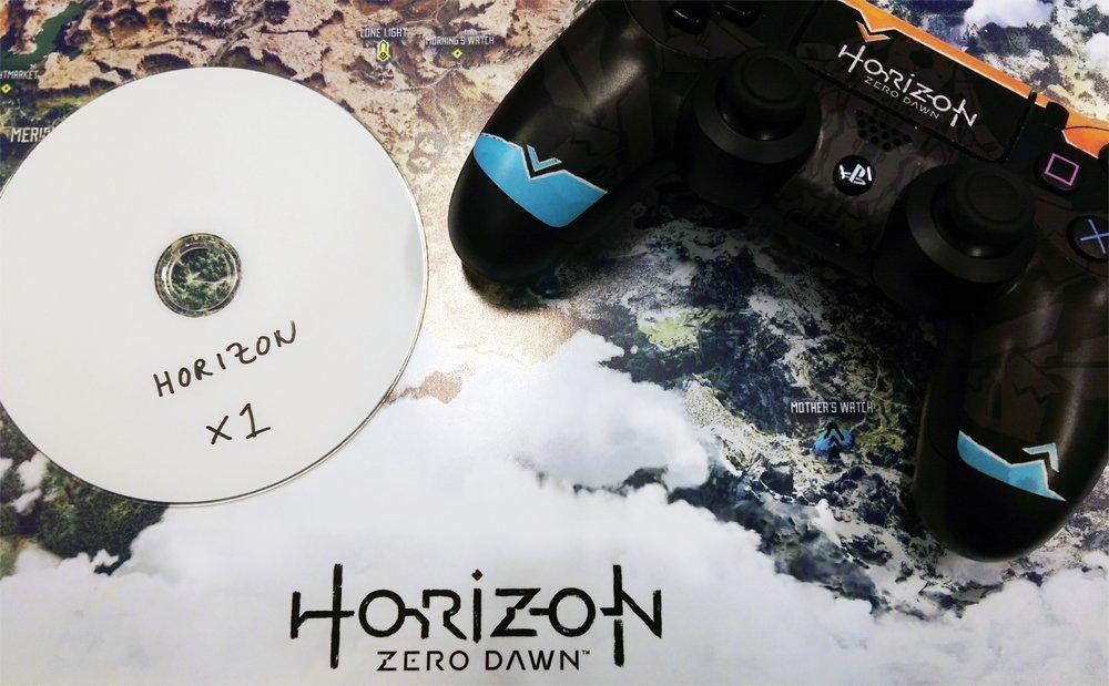 Vývojáři hrají Horizon: Zero Dawn 137759