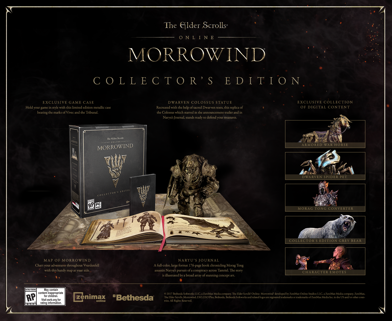 Morrowind se podívá do Elder Scrolls Online 137761