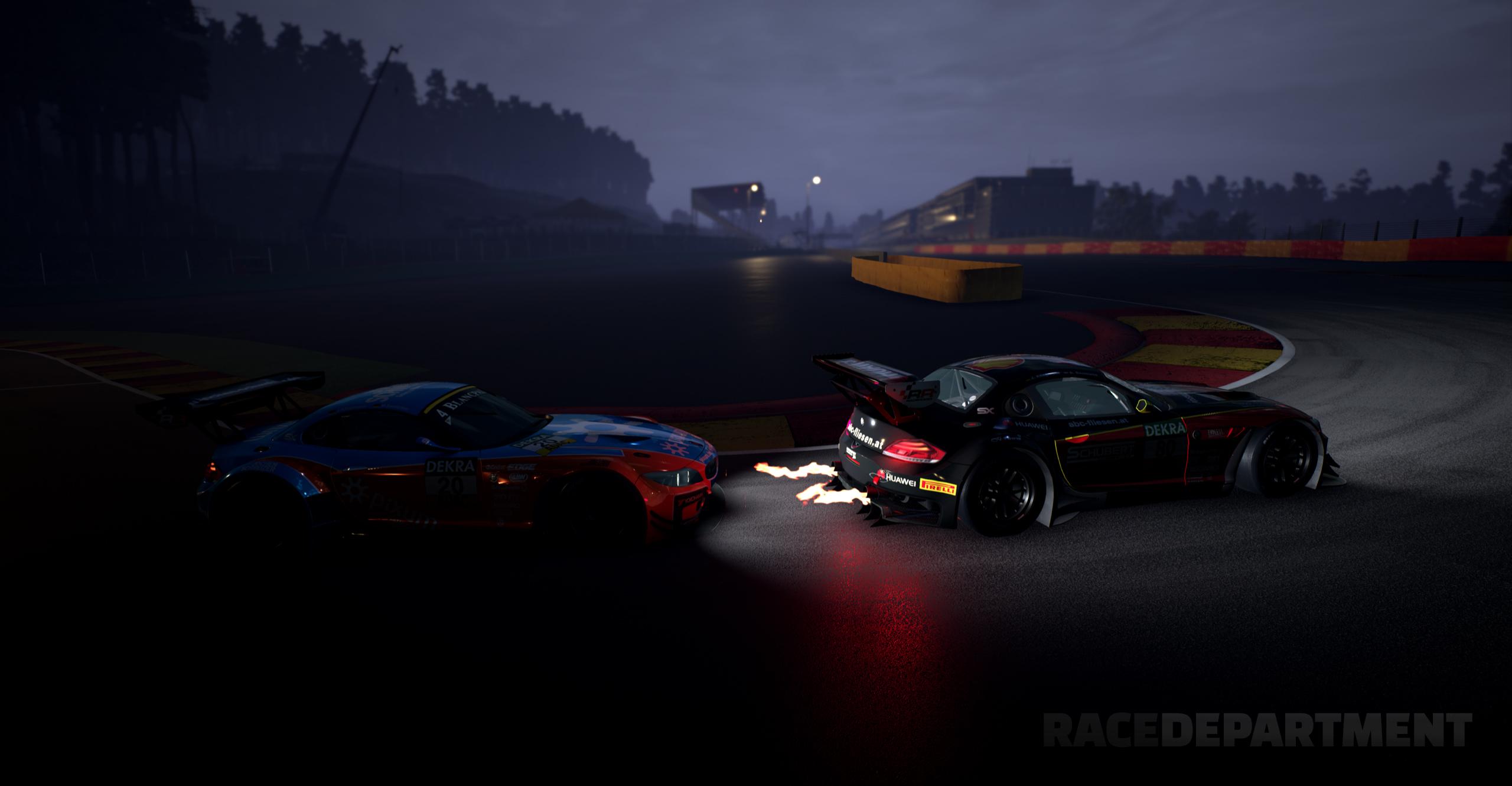 GTR 3 se pochlubí změnou počasí s denním a nočním závoděním 137781