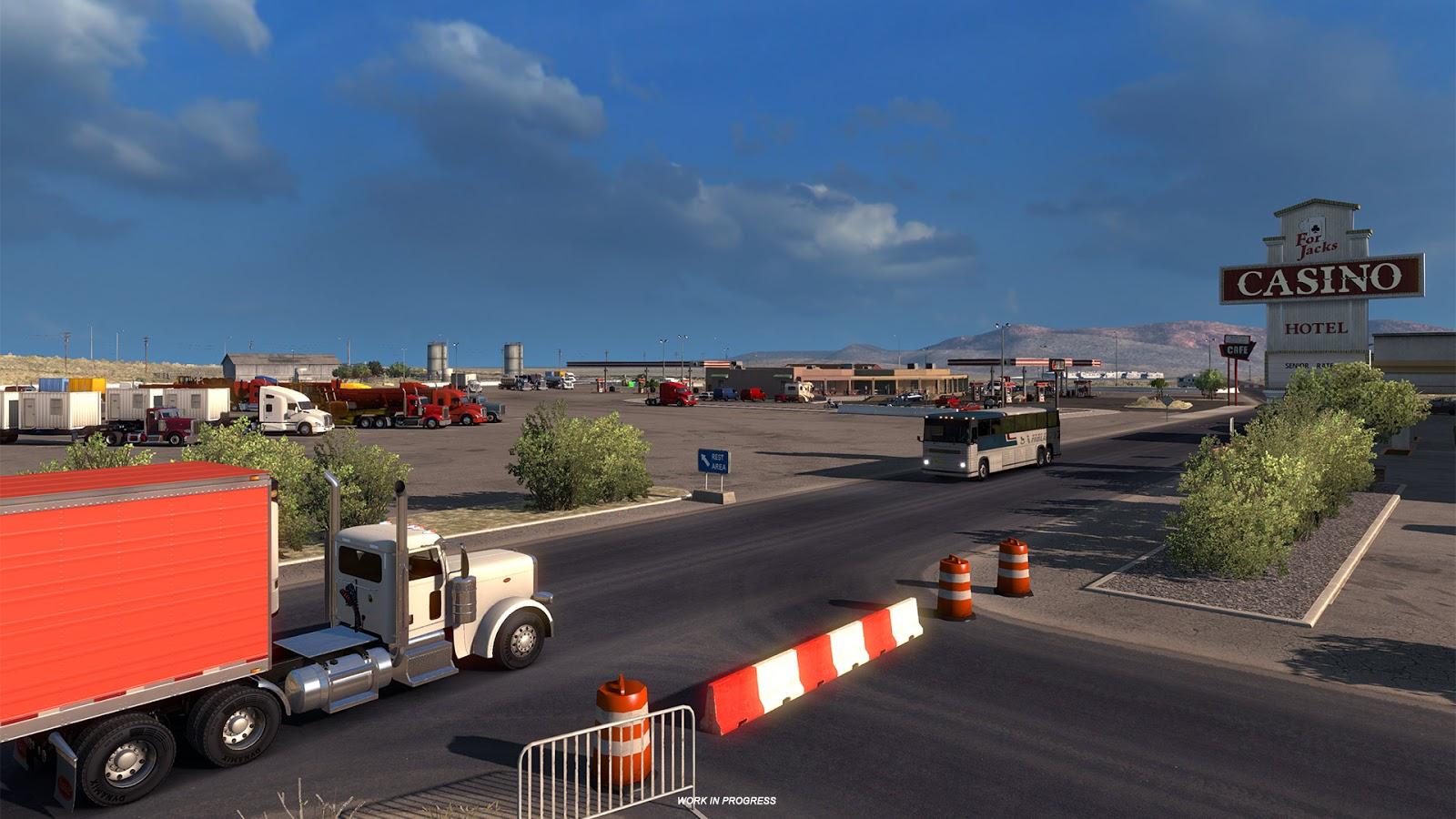 American Truck Simulator míří do Nového Mexika 137864