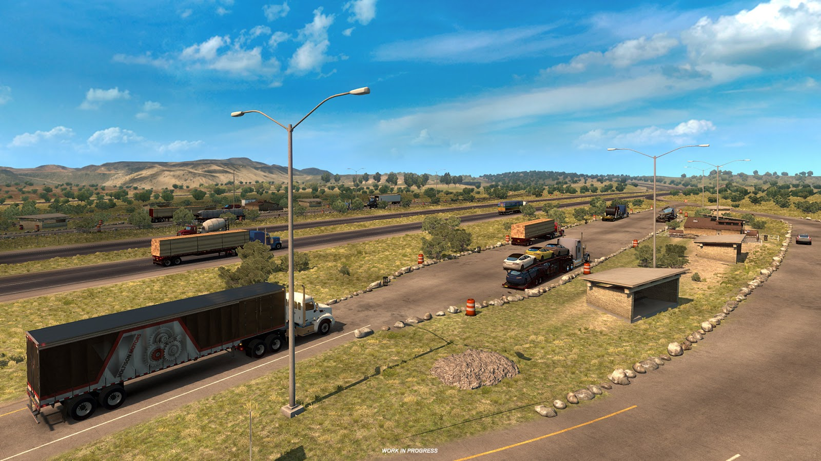 American Truck Simulator míří do Nového Mexika 137865