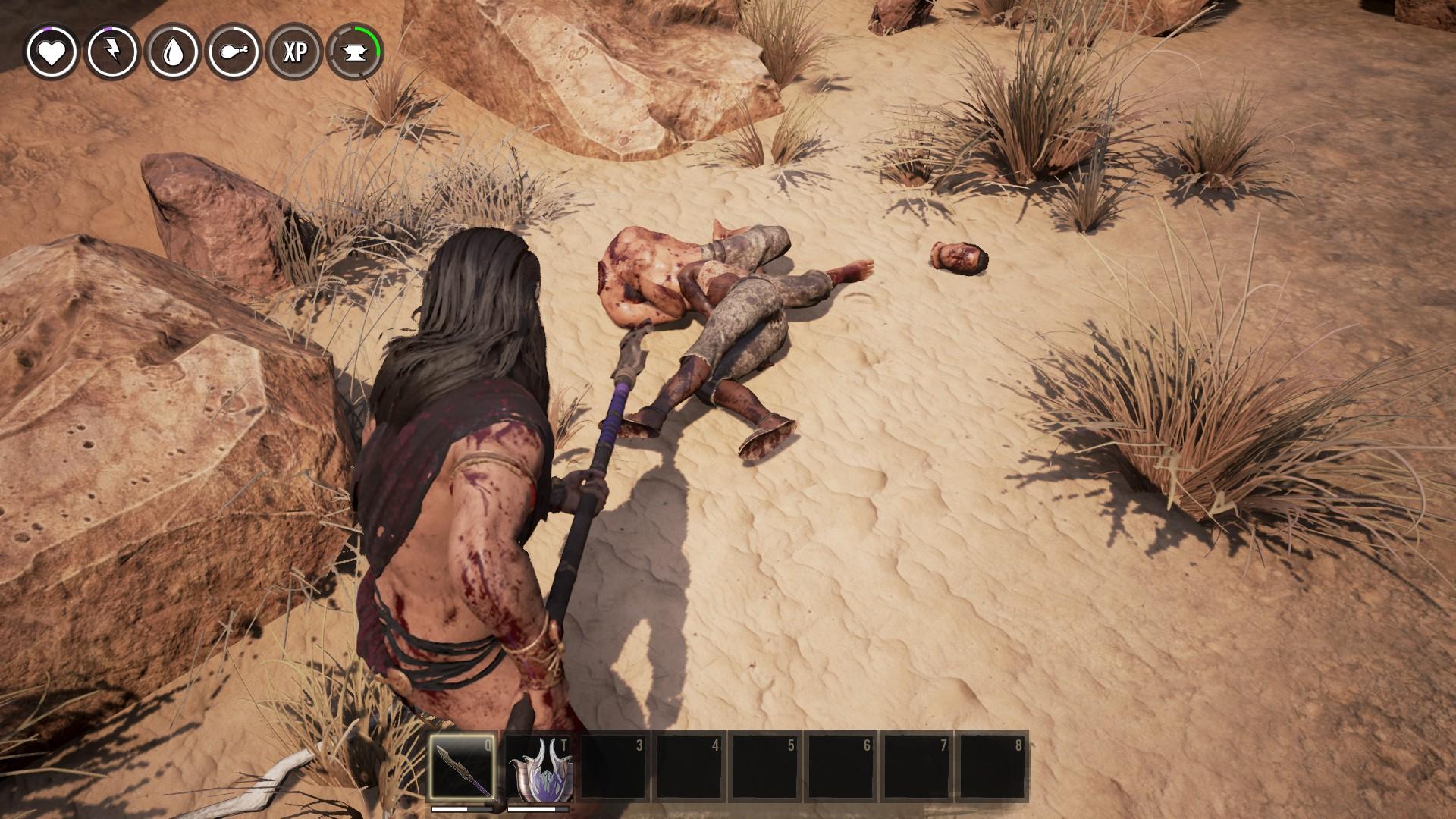 Conan Exiles – čerstvé dojmy z putování pustinou 137874