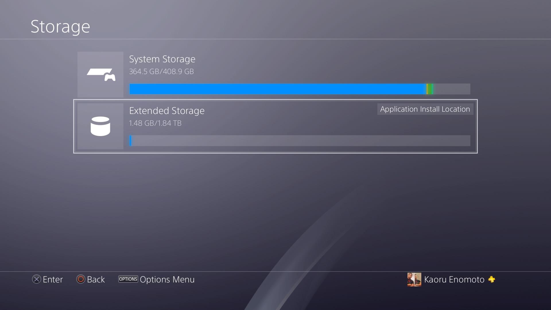 Podpora externích disků nebo vlastní tapety v PS4 137889