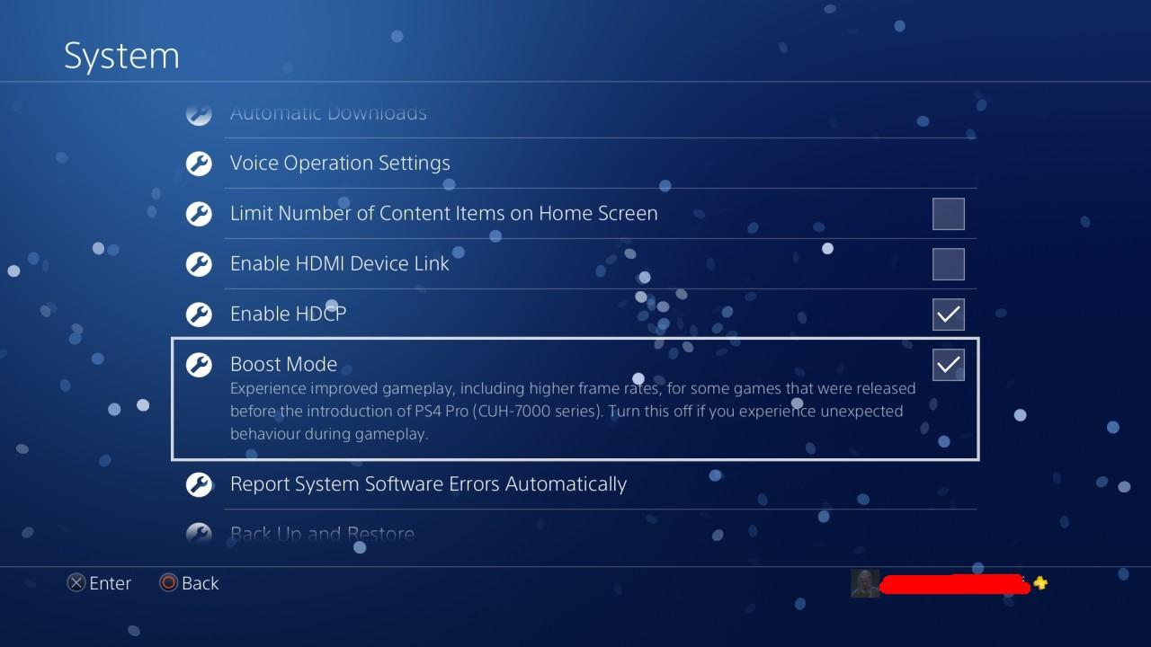 Podpora externích disků nebo vlastní tapety v PS4 137893