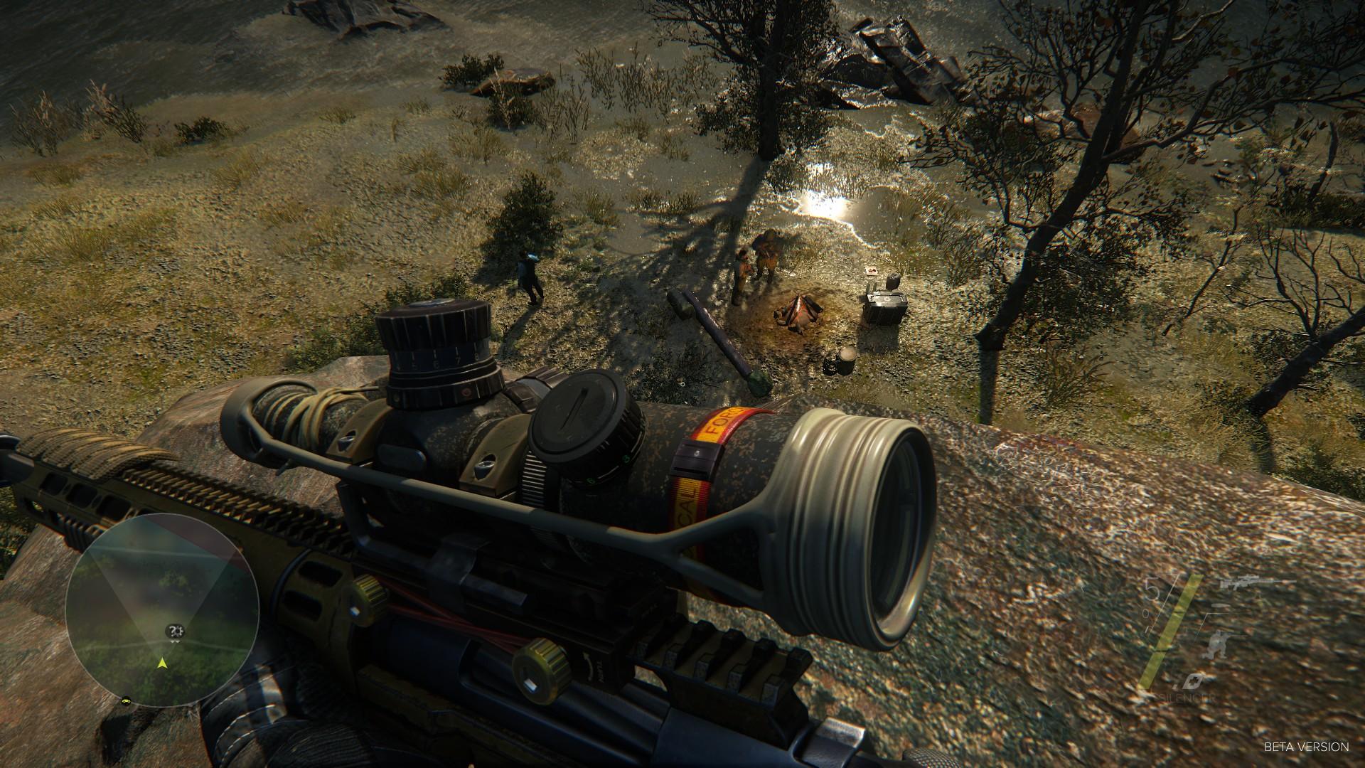 Sniper Ghost Warrior 3 – první záběry z ostřelovačského dobrodružství 137917
