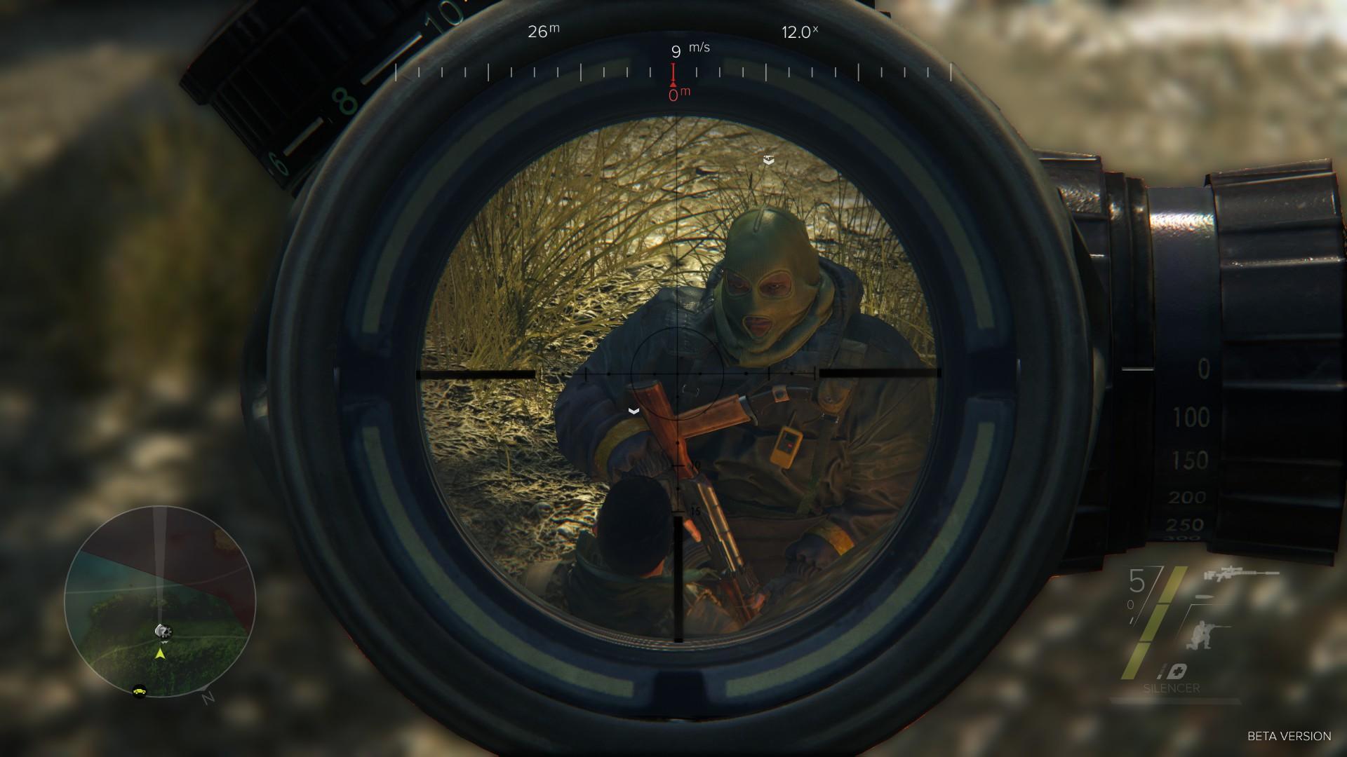 Sniper Ghost Warrior 3 – první záběry z ostřelovačského dobrodružství 137918