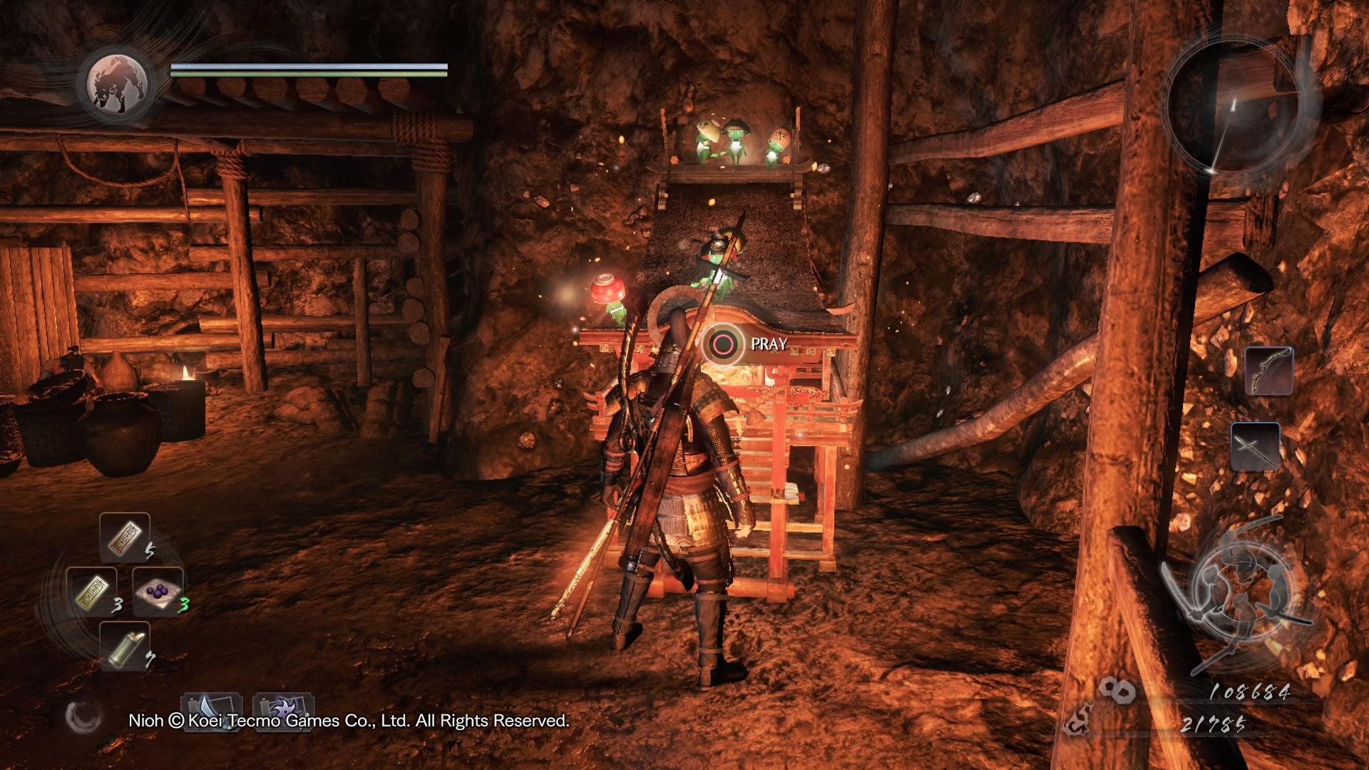 Nioh – samurajský nářez 137942