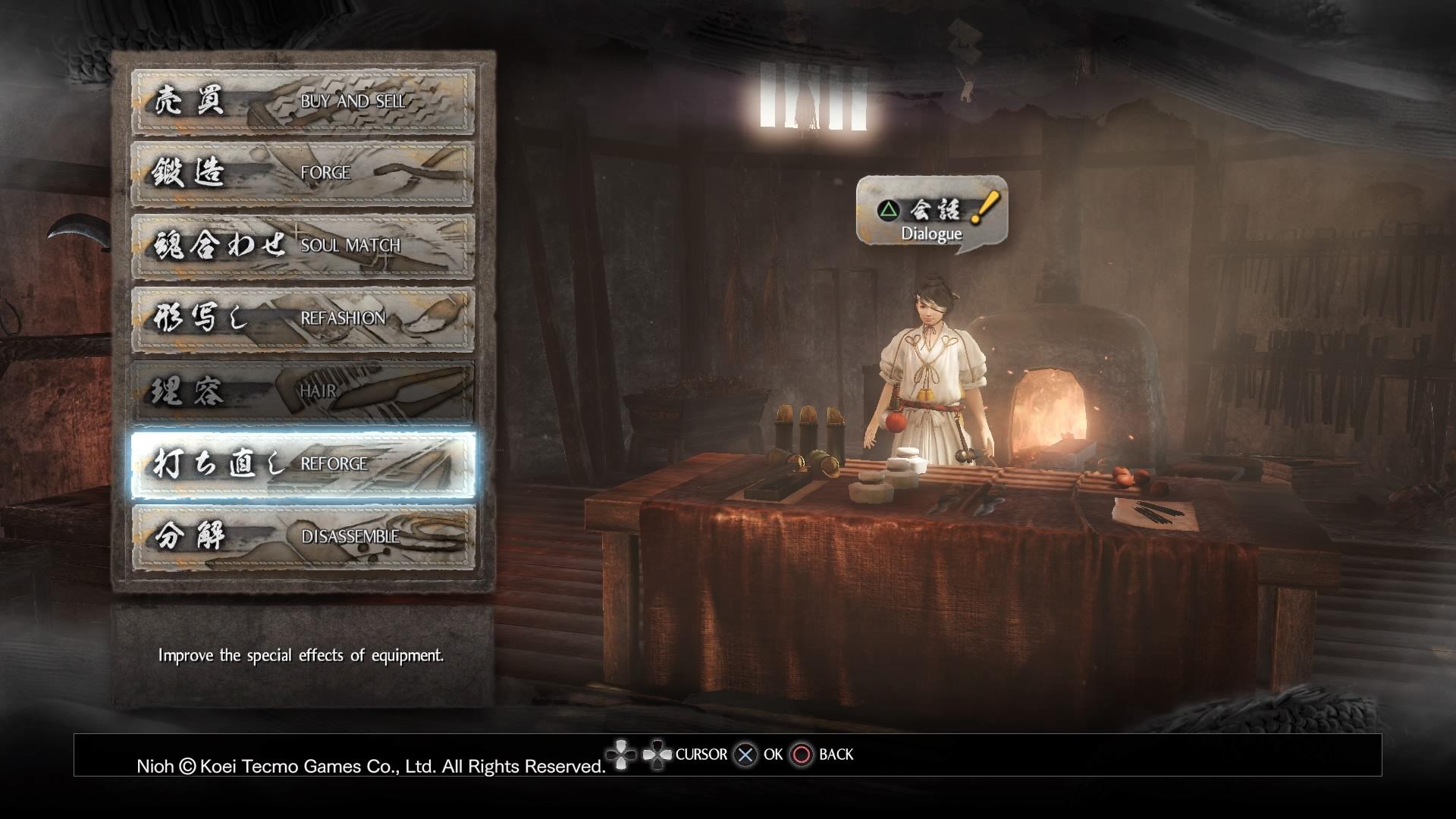Nioh – samurajský nářez 137944