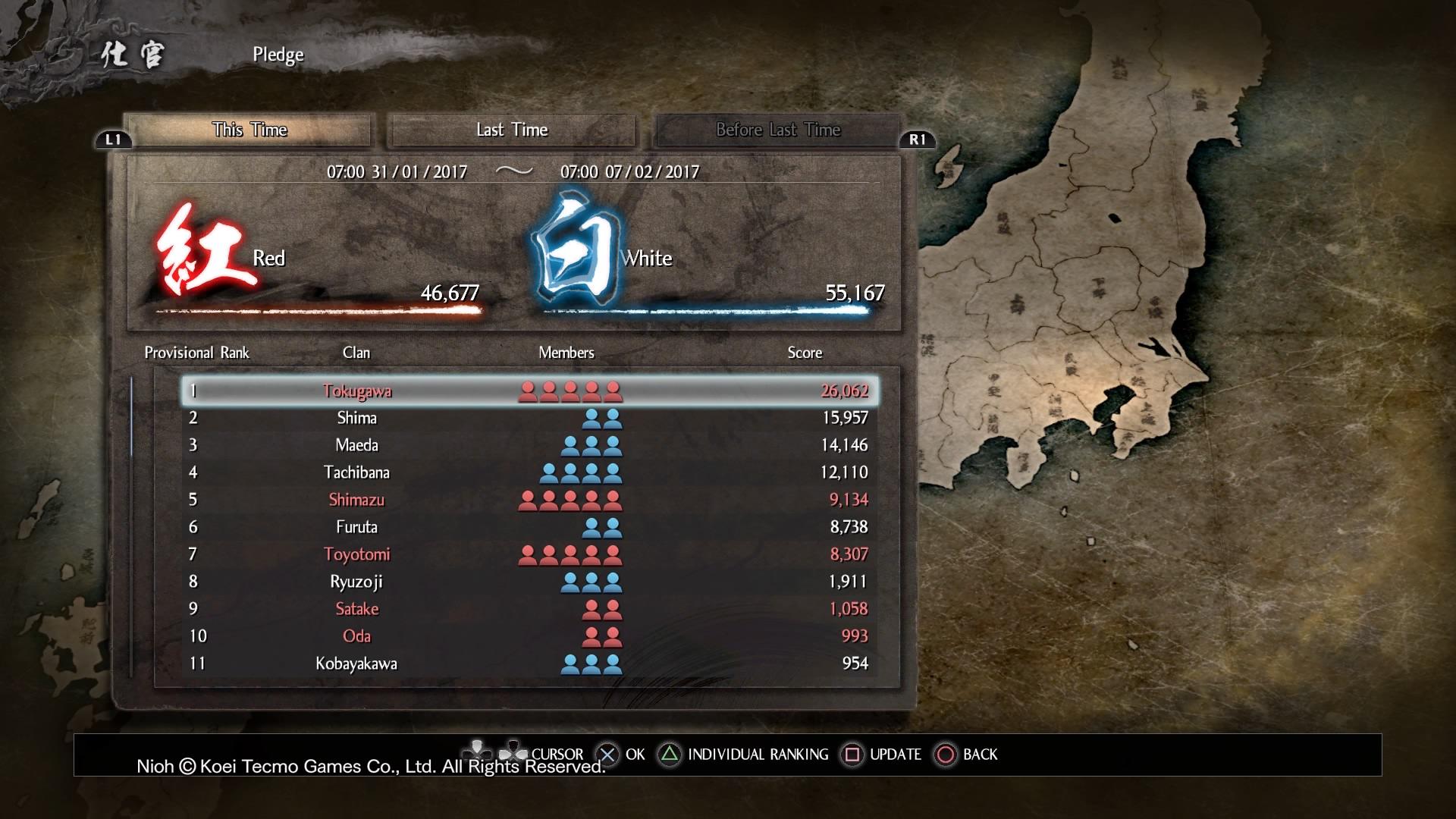 Nioh – samurajský nářez 137960