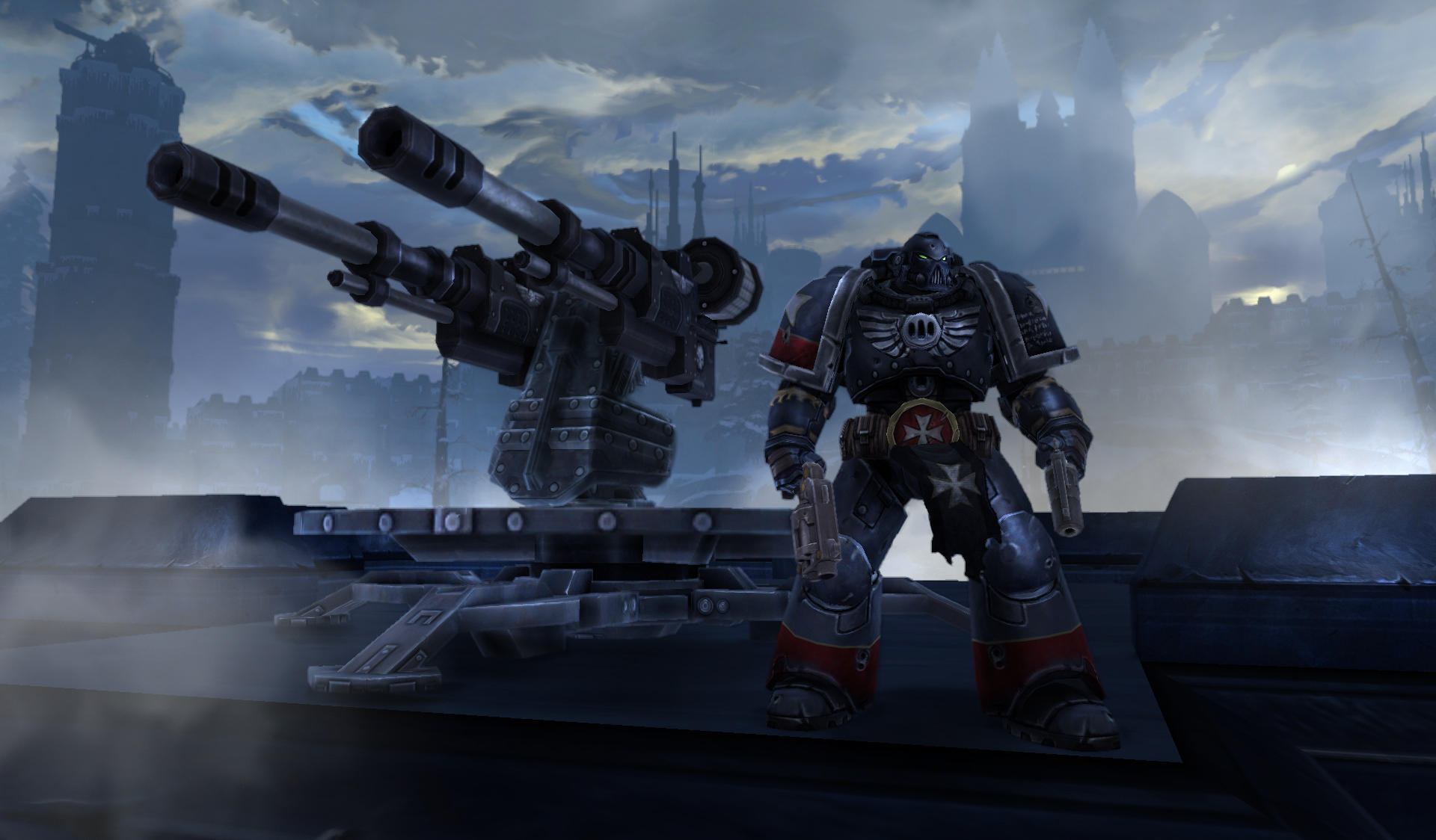 Warhammer 40k MMO bude hratelné příští rok 13797