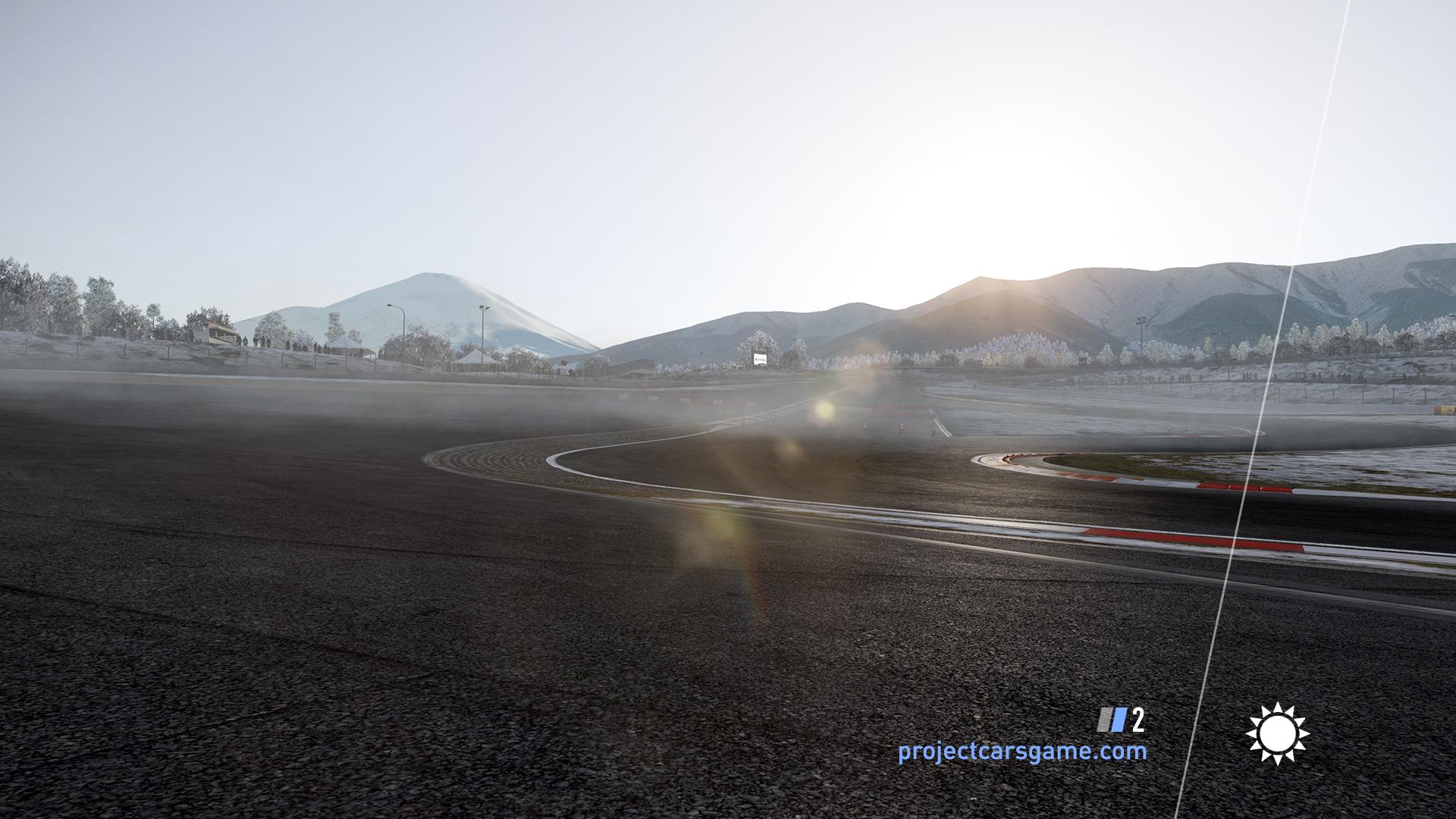 Oficiální obrázky potvrzují různé počasí v Project Cars 2 138003