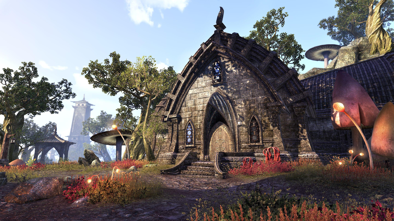 V Elder Scrolls Online můžete vlastnit svůj dům nebo ostrov 138022