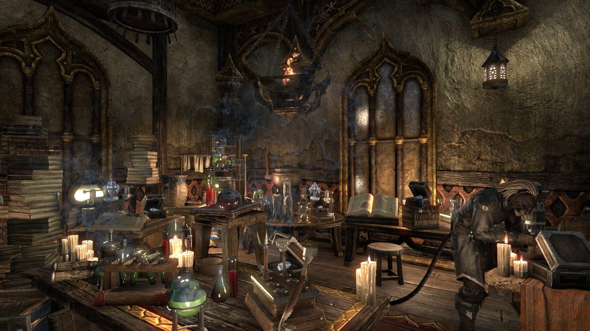 V Elder Scrolls Online můžete vlastnit svůj dům nebo ostrov 138025