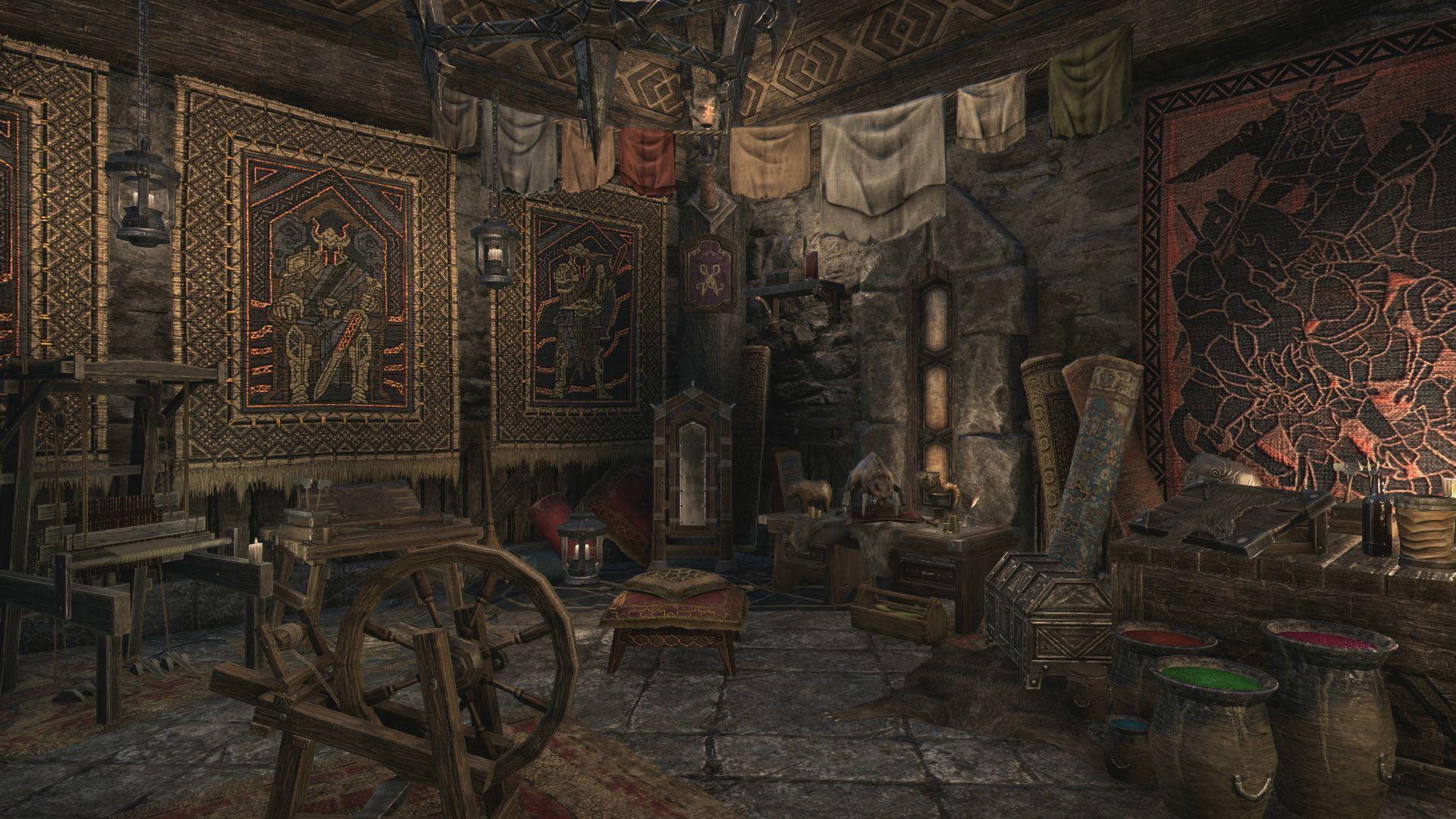 V Elder Scrolls Online můžete vlastnit svůj dům nebo ostrov 138027