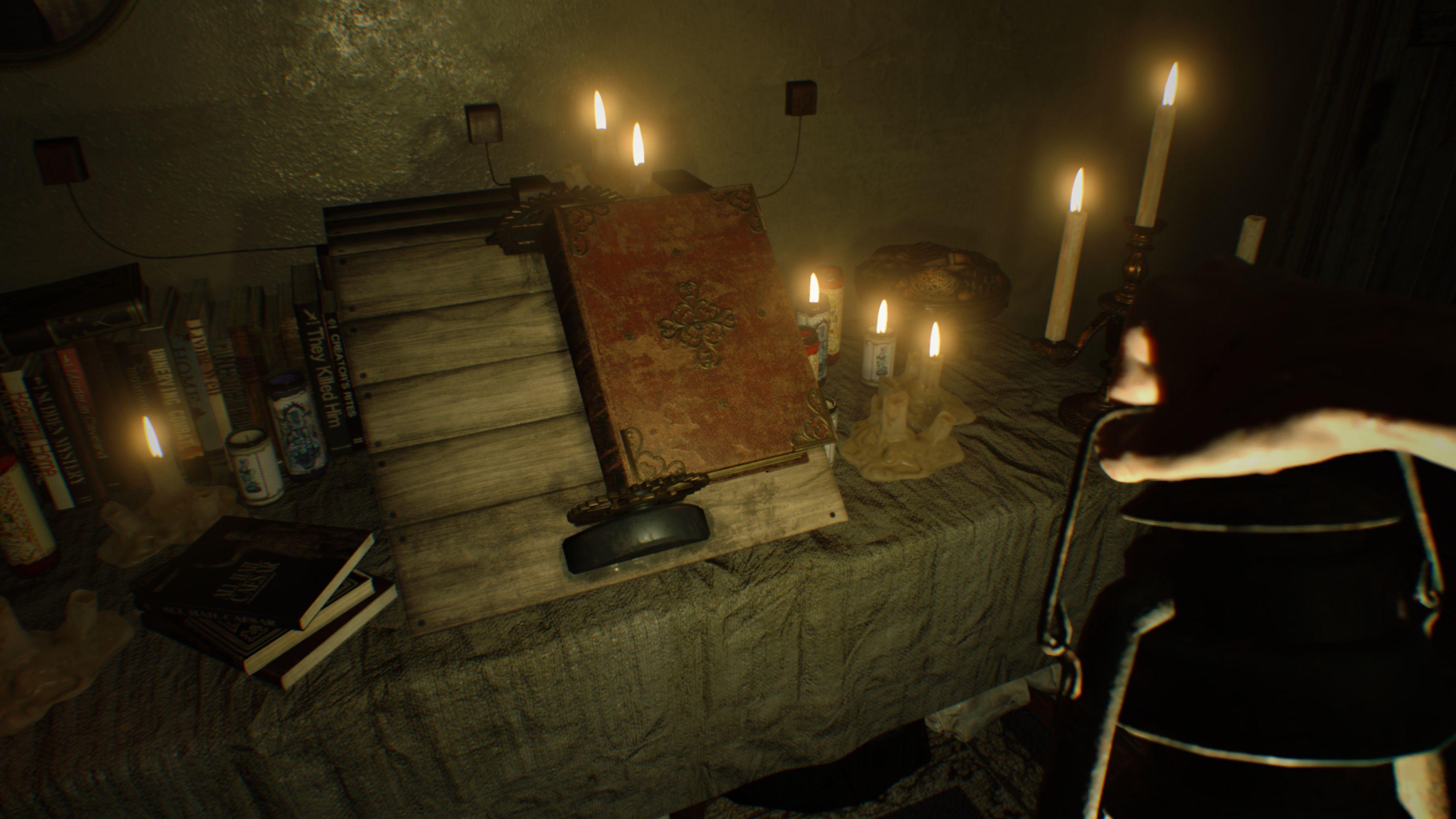 Resident Evil 7: Biohazard – první DLC pod drobnohledem 138038