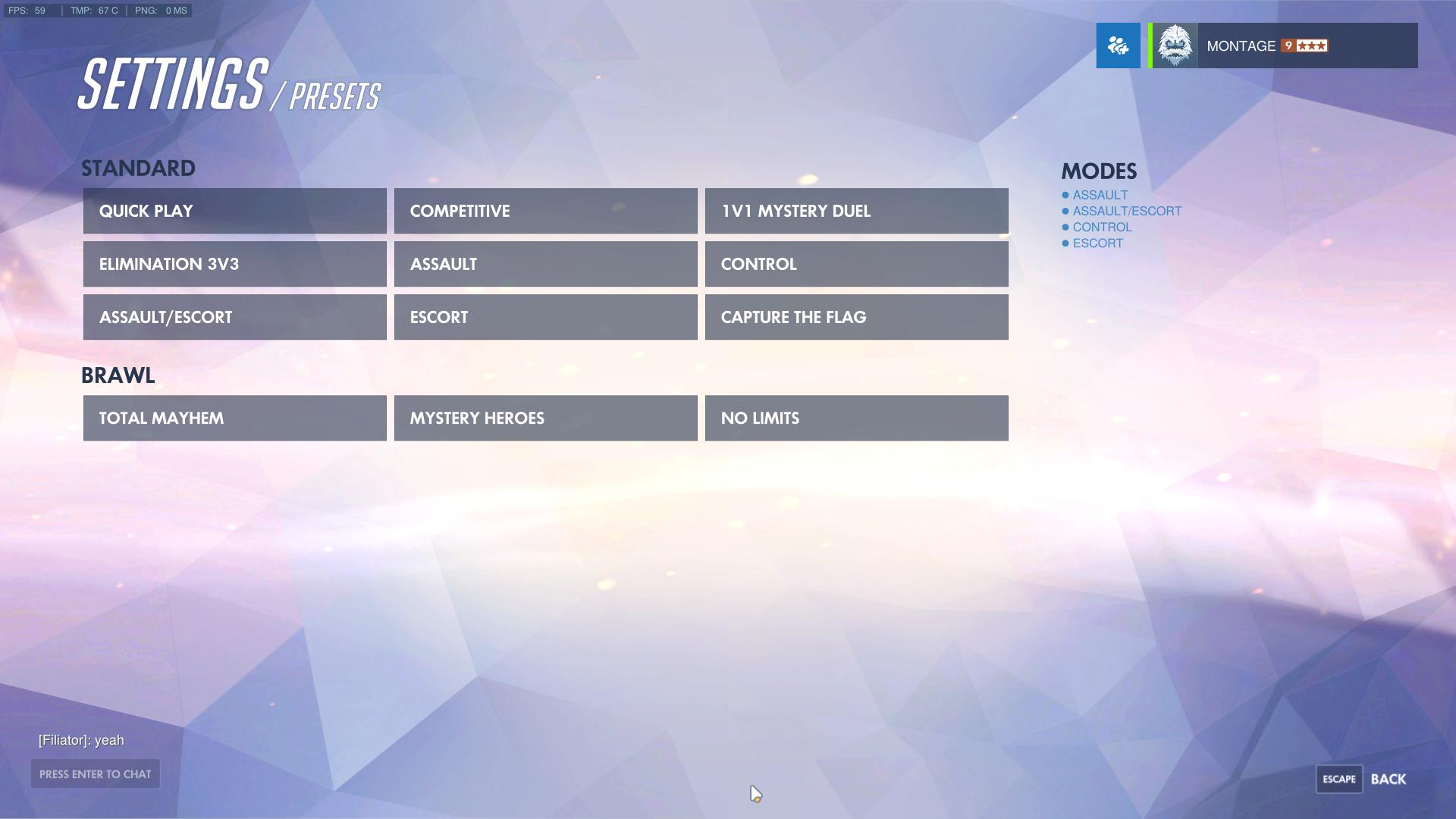 Hráči Overwatch se mohou těšit na server browser, aktuálně už je dostupný v PTR 138076