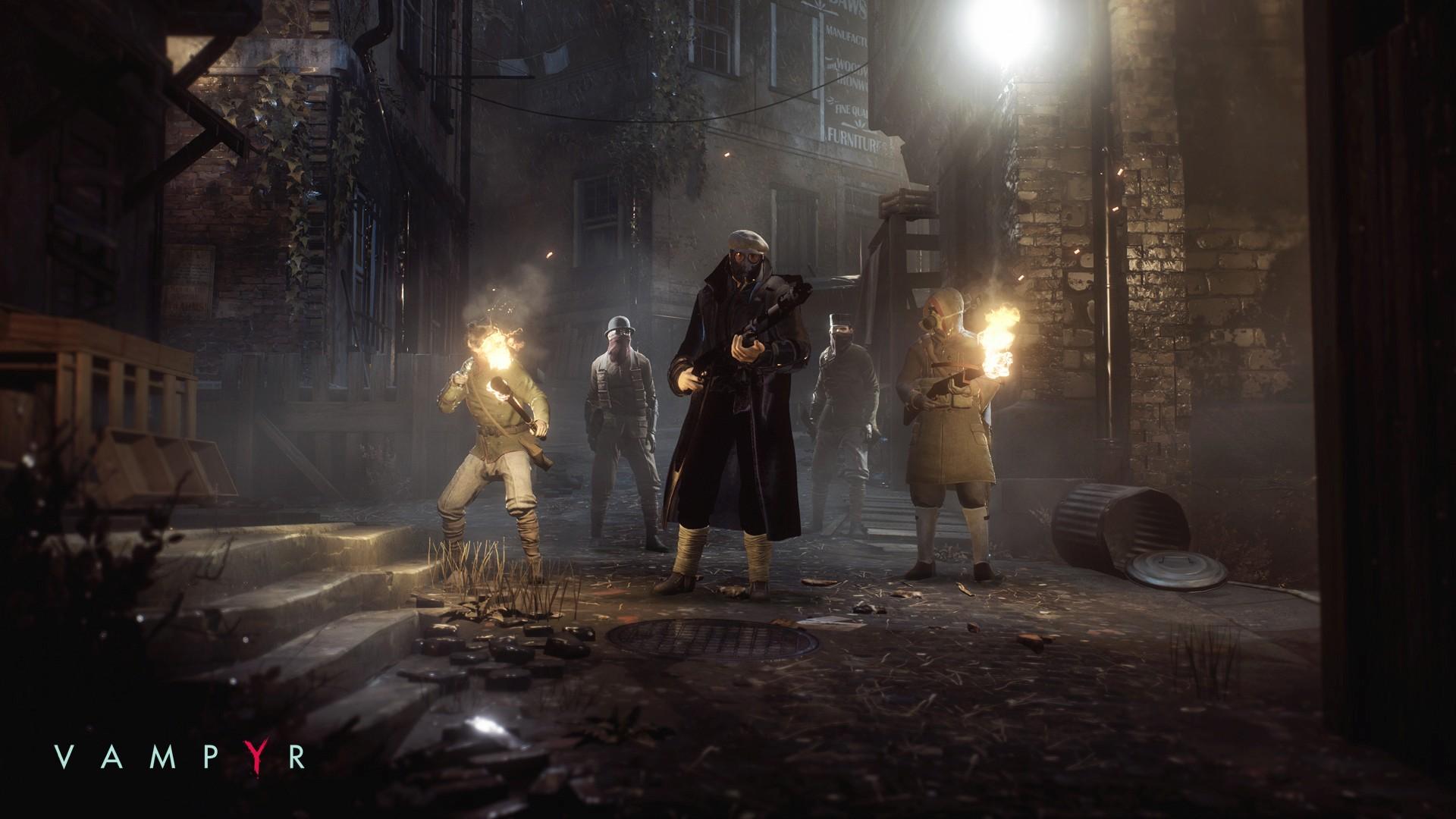 Dojmy z Gamescomu: Vampyr – vysát či nevysát, to je oč tu běží 138091