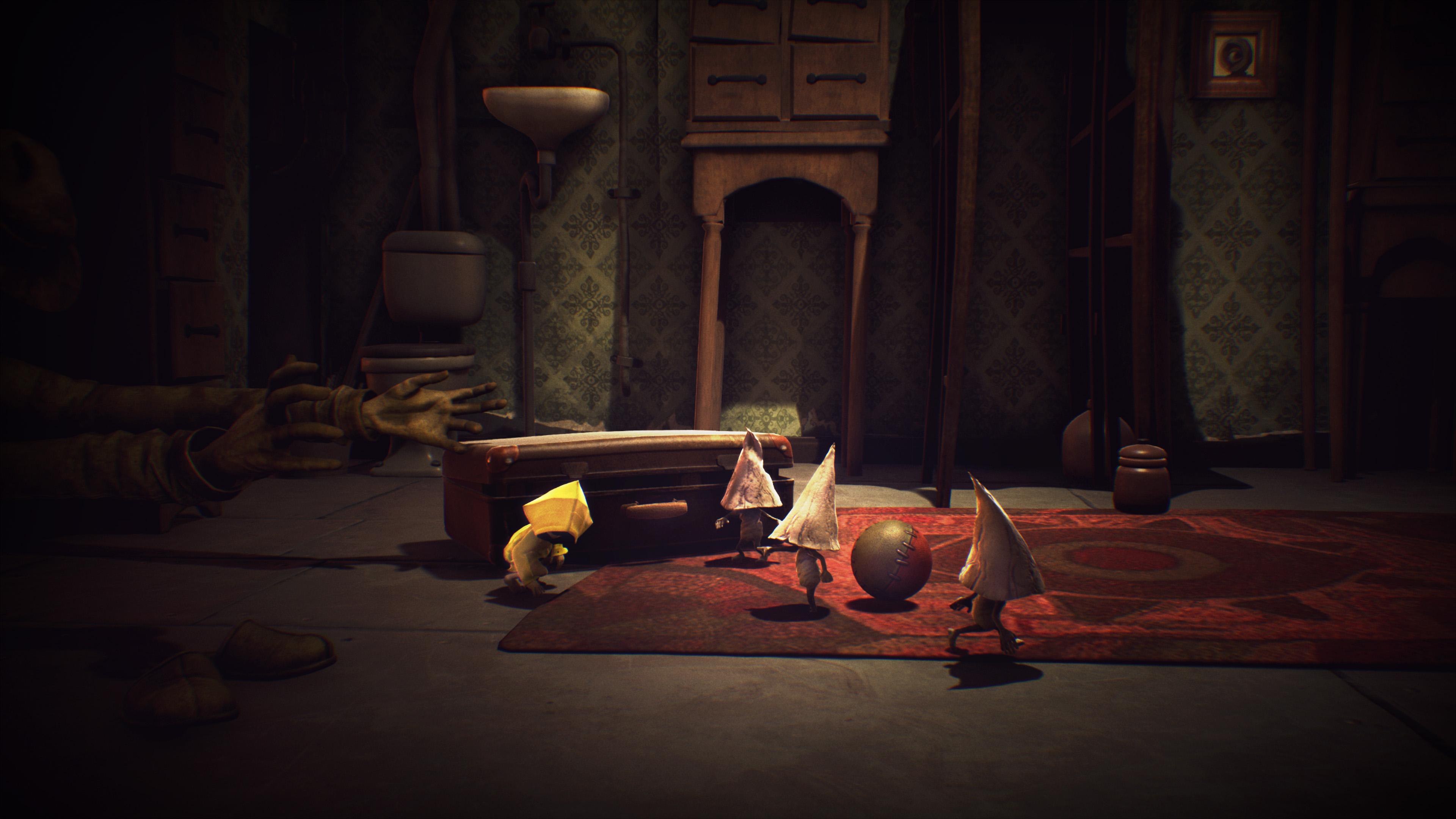 Sedm minut z hraní Little Nightmares 138096