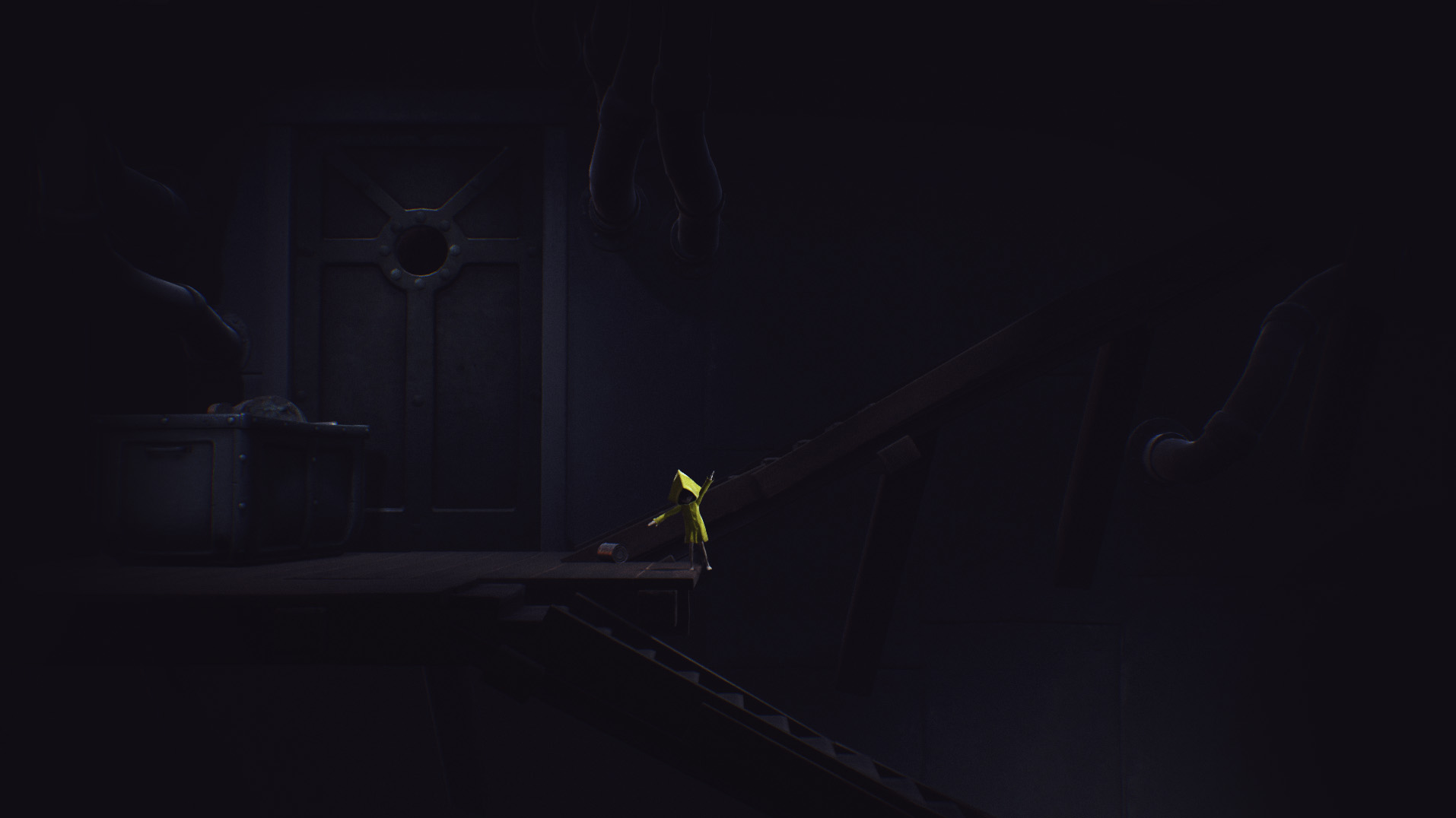 Sedm minut z hraní Little Nightmares 138097