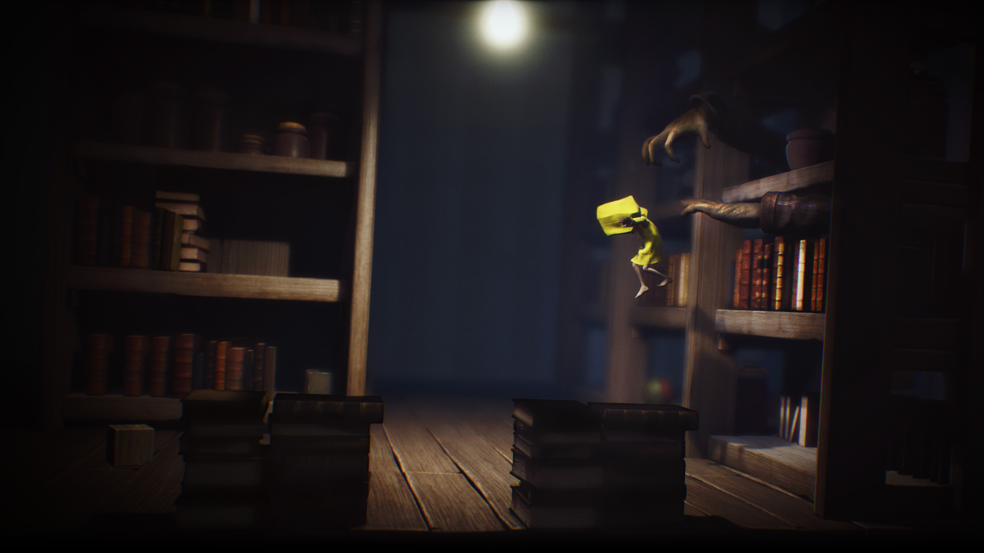 Sedm minut z hraní Little Nightmares 138101