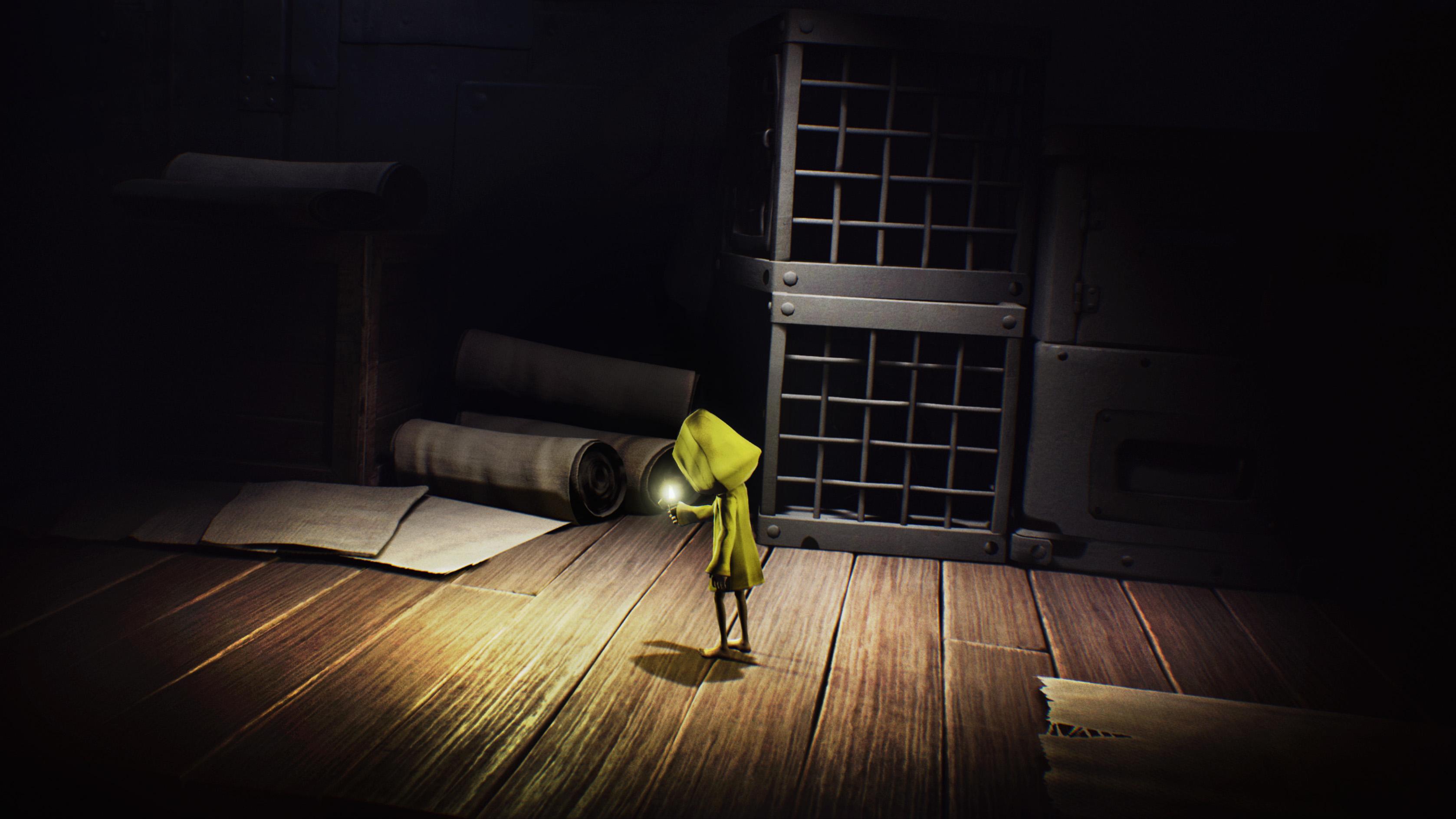 Sedm minut z hraní Little Nightmares 138102