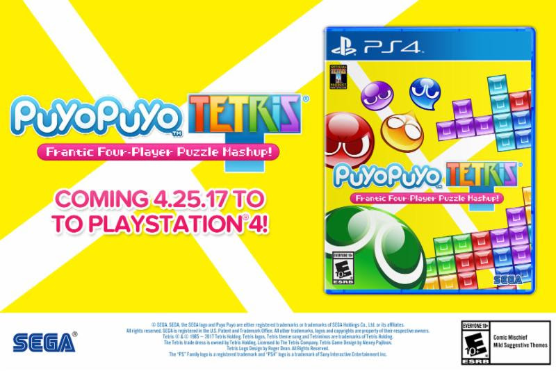 Puyo Puyo Tetris nakonec také pro Switch 138151