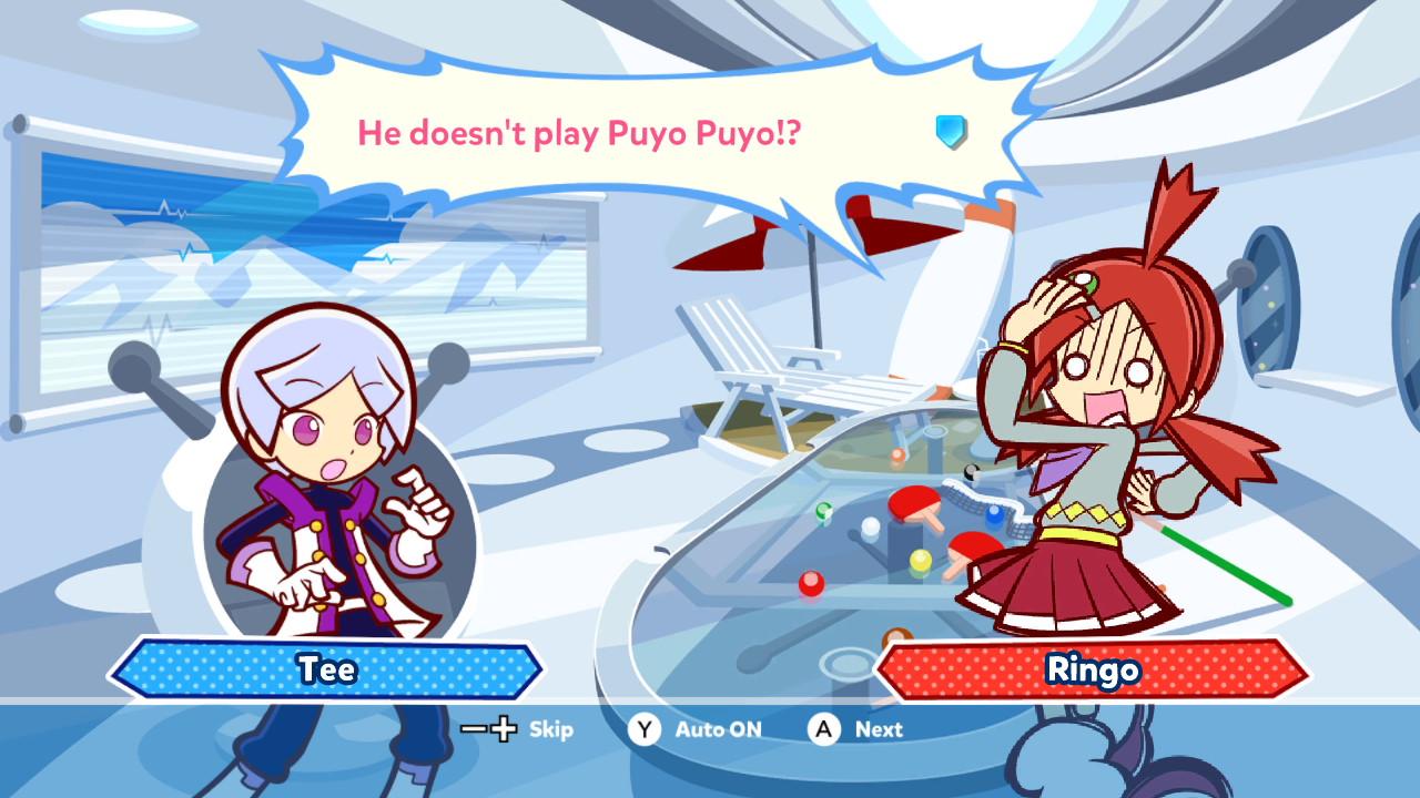 Puyo Puyo Tetris nakonec také pro Switch 138152