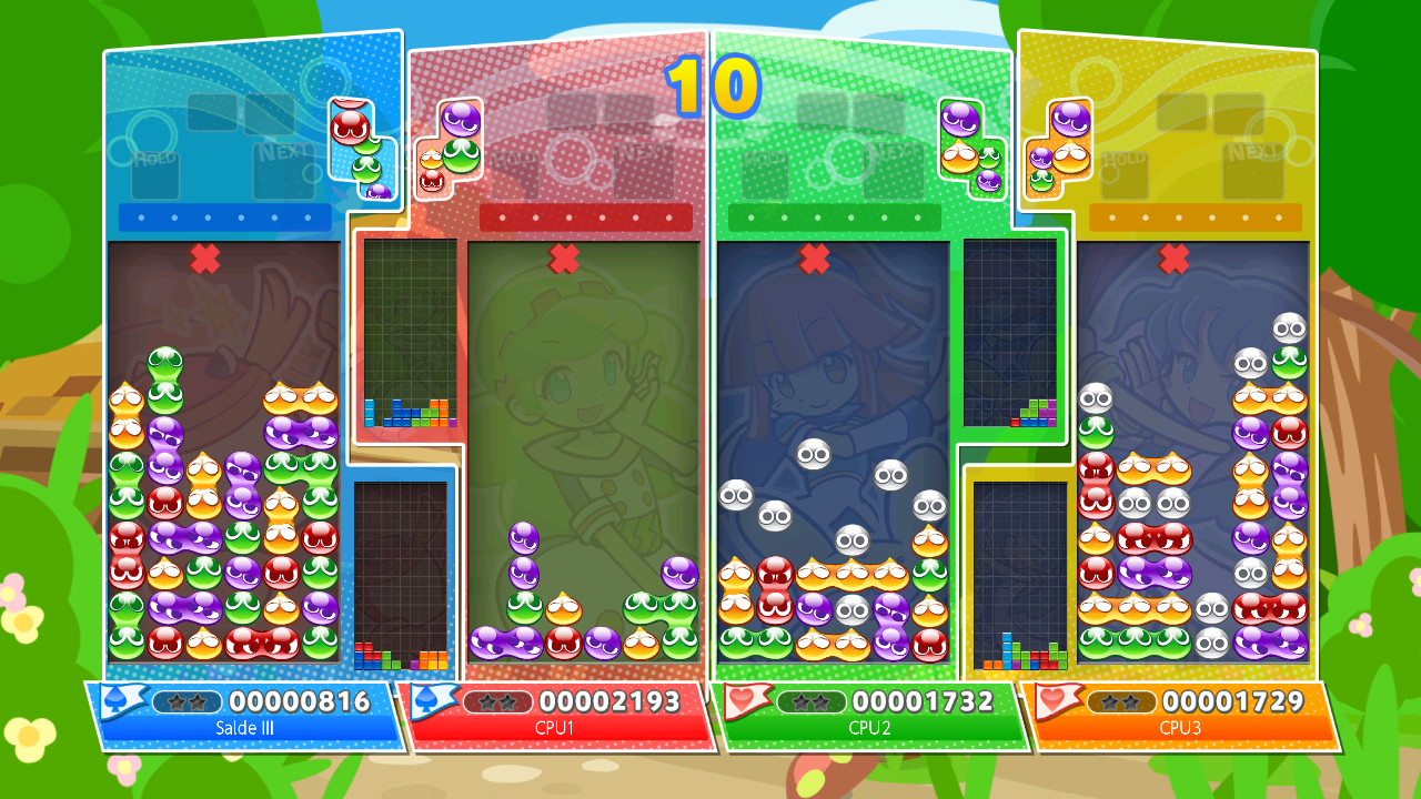 Puyo Puyo Tetris nakonec také pro Switch 138153