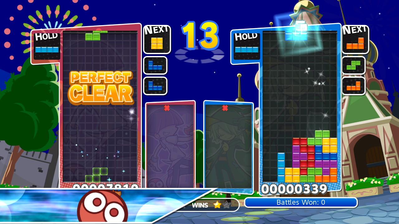Puyo Puyo Tetris nakonec také pro Switch 138154