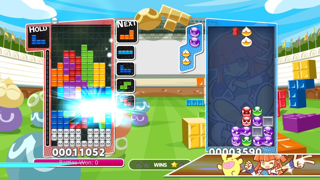 Puyo Puyo Tetris nakonec také pro Switch 138155