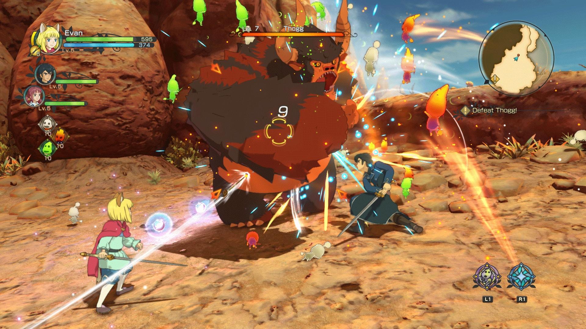 Ni no Kuni II: Revenant of Kingdom v novém gameplay videu 138215